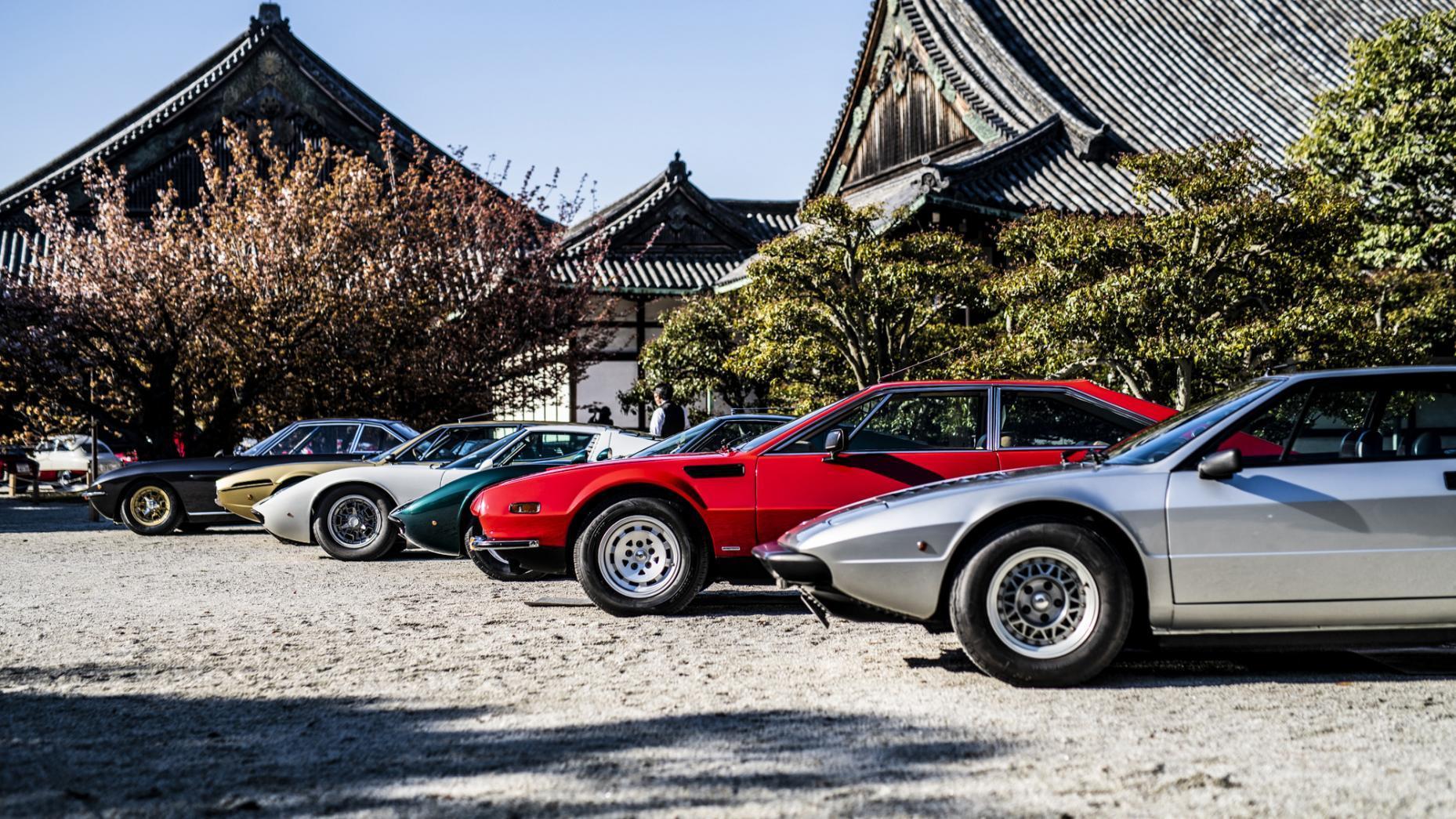 Kyoto's 'Concorso d'Eleganza'