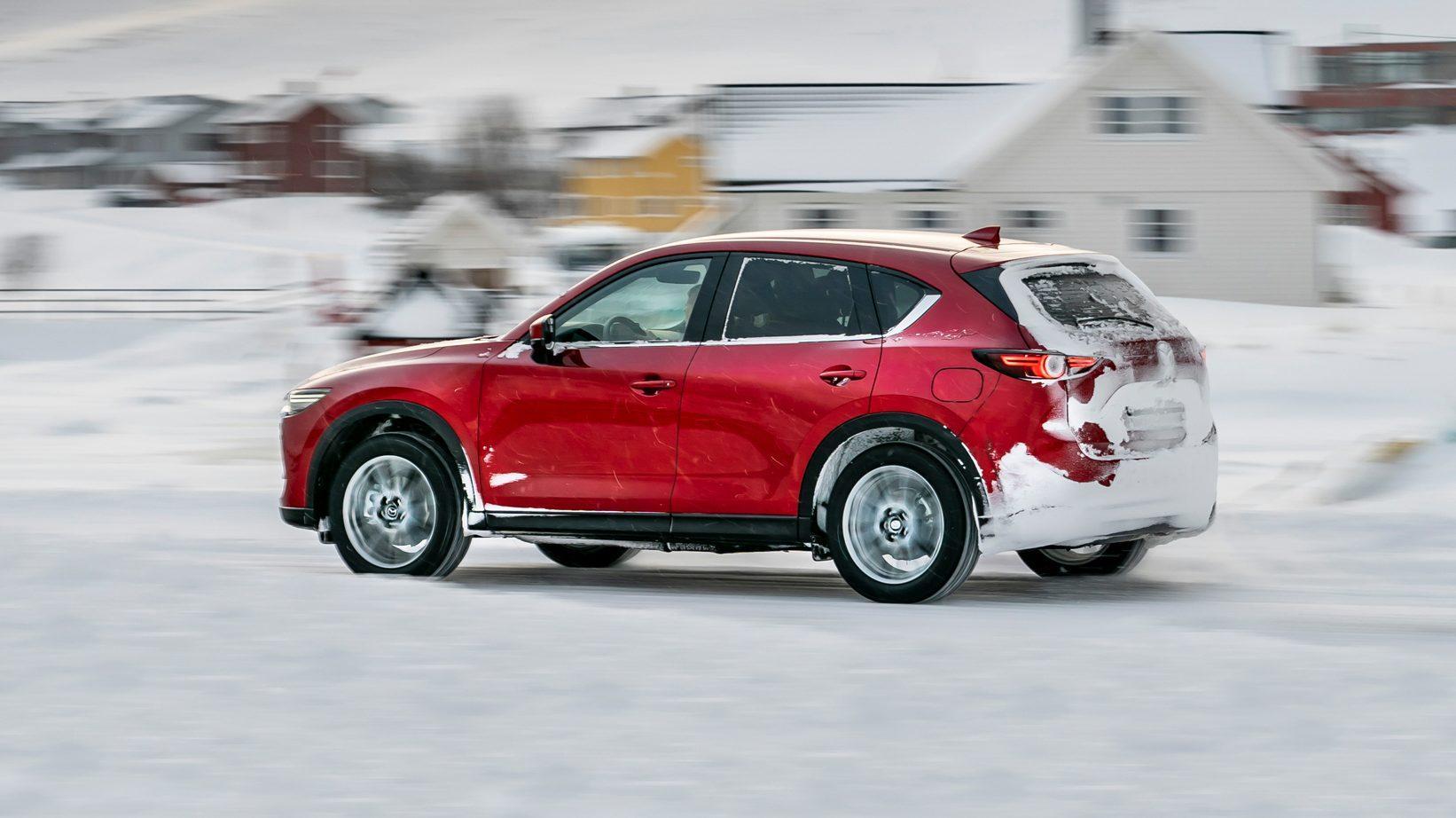 Mazda CX-5 Finland