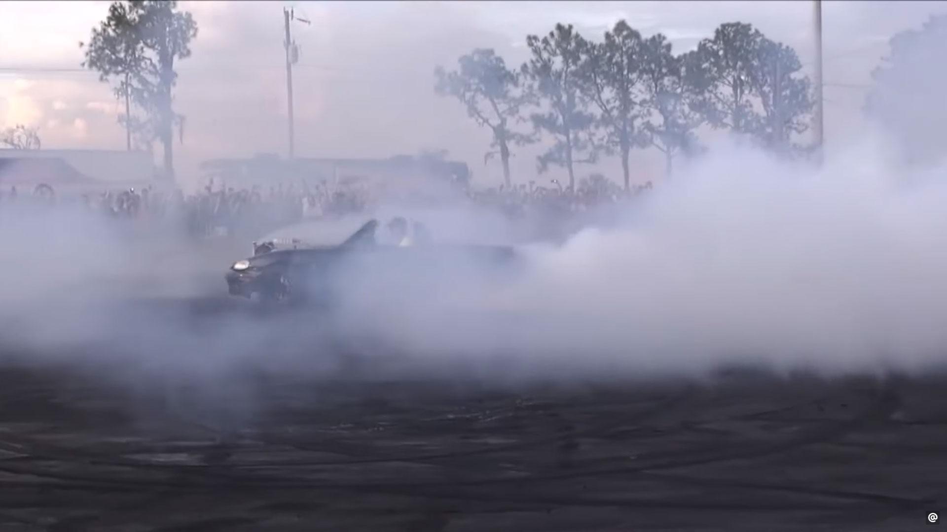 Mazda MX-5 met Hellcat-V8