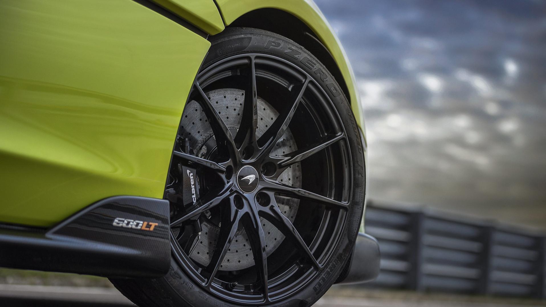 McLaren 600LT Spider wielen