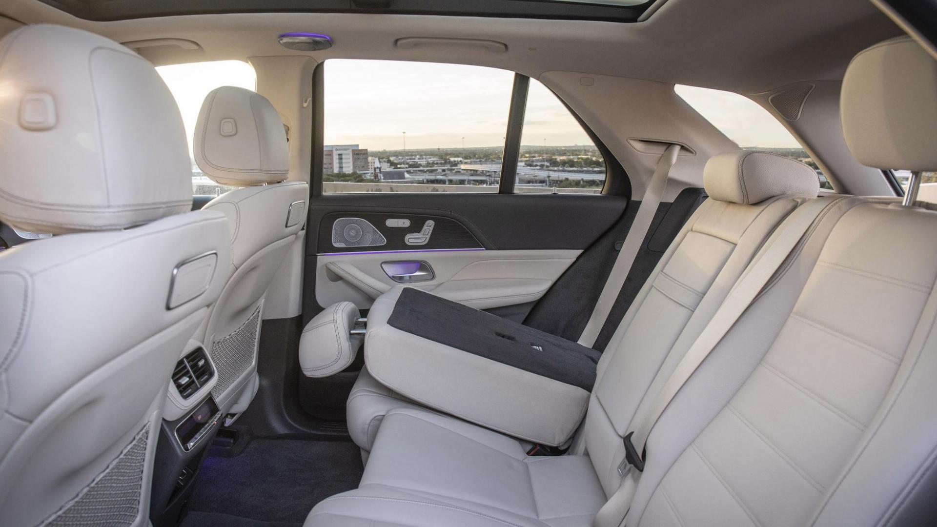 Mercedes-Benz GLE stoelen