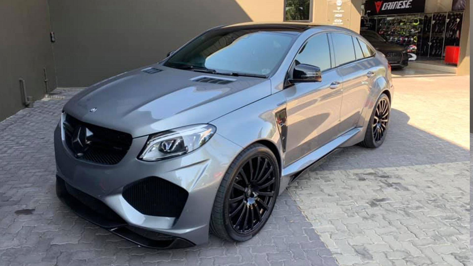 Onyx Mercedes GLE