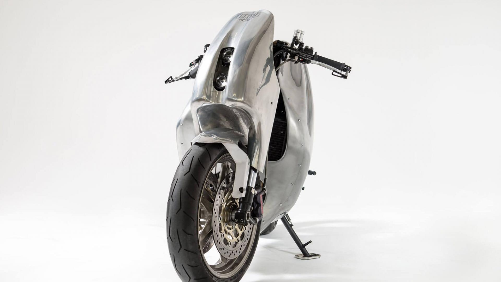 Metalbike Garage MBG_001