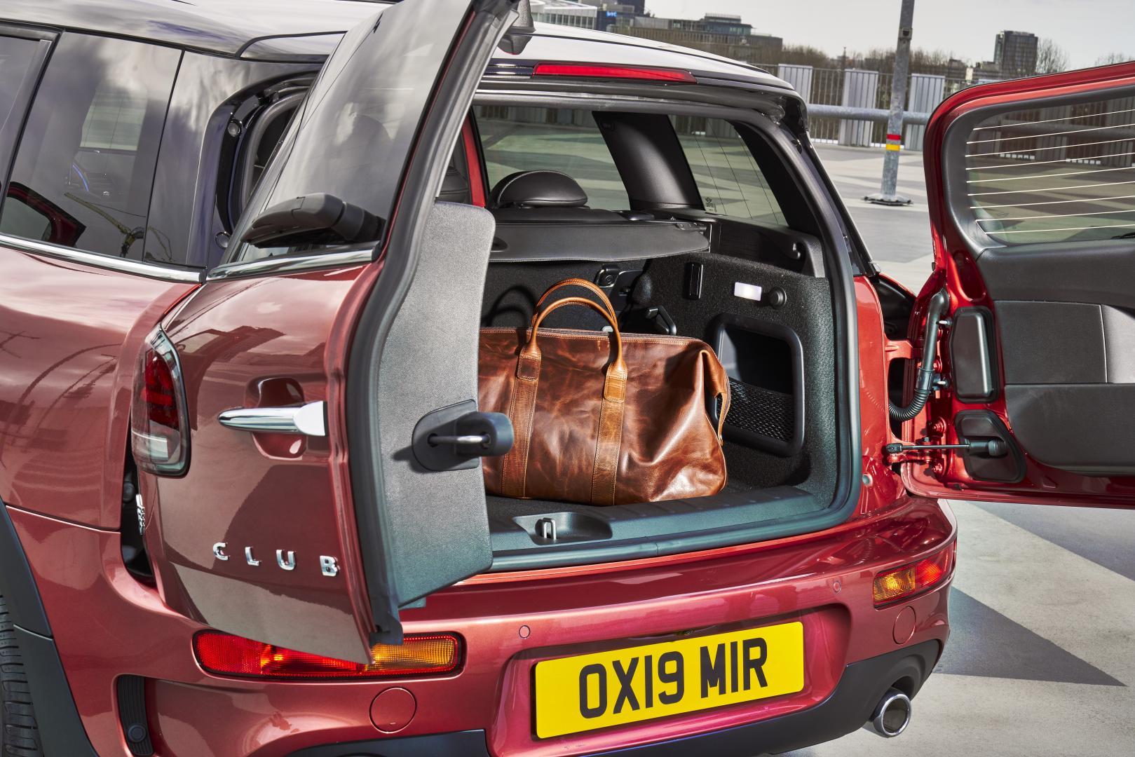 Mini Clubman Facelift Cooper S deuren kofferbak