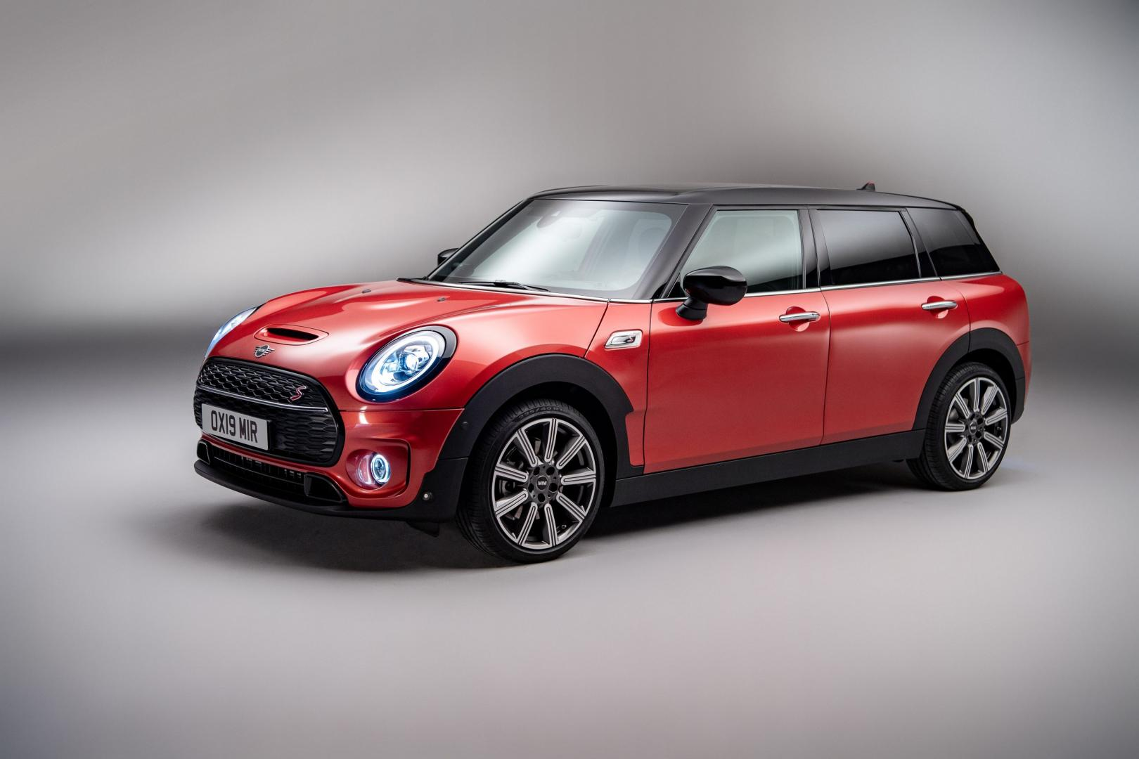Mini Clubman Facelift Cooper S