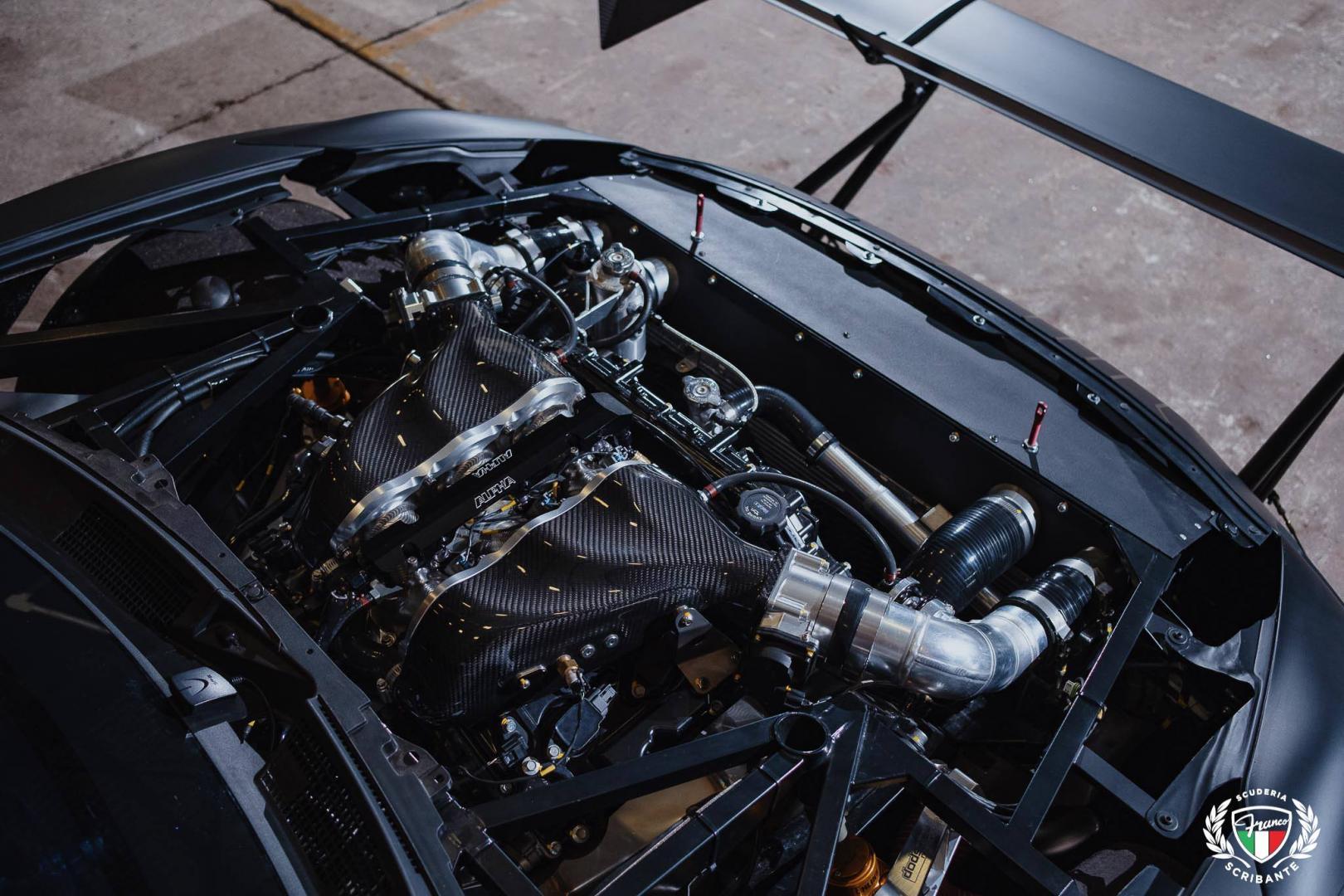 Nissan GT-R met 1.600 pk