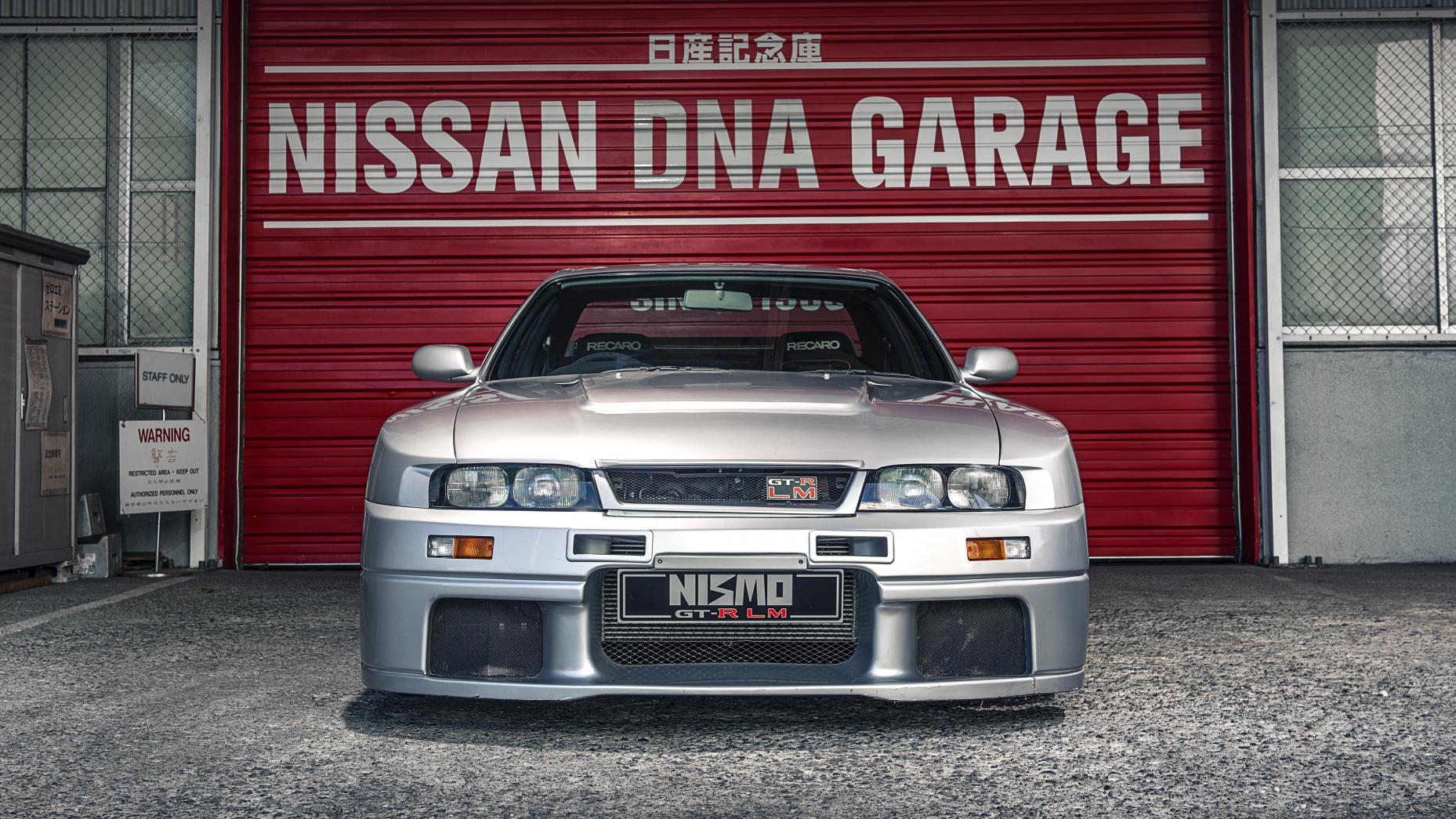 Nissan GT-R Skyline R33 LM.