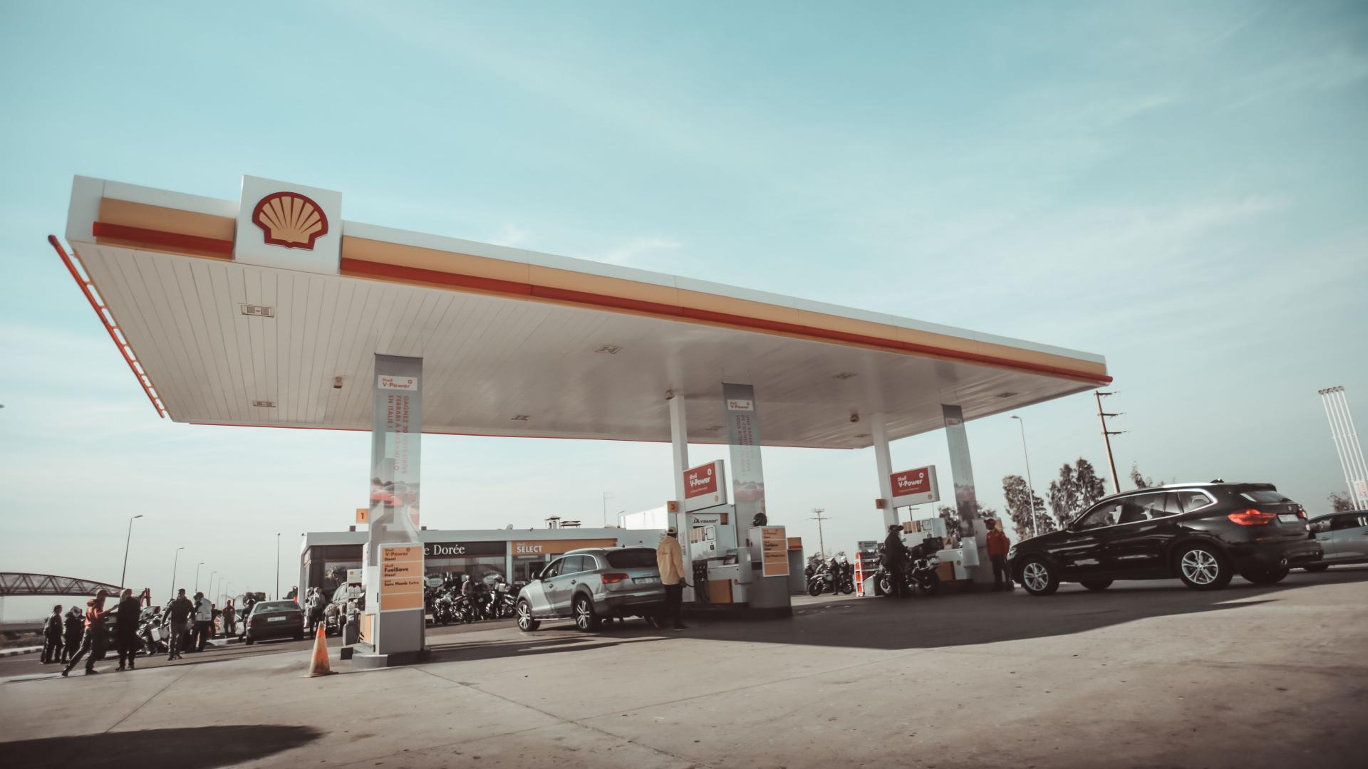 Shell compenseert CO2