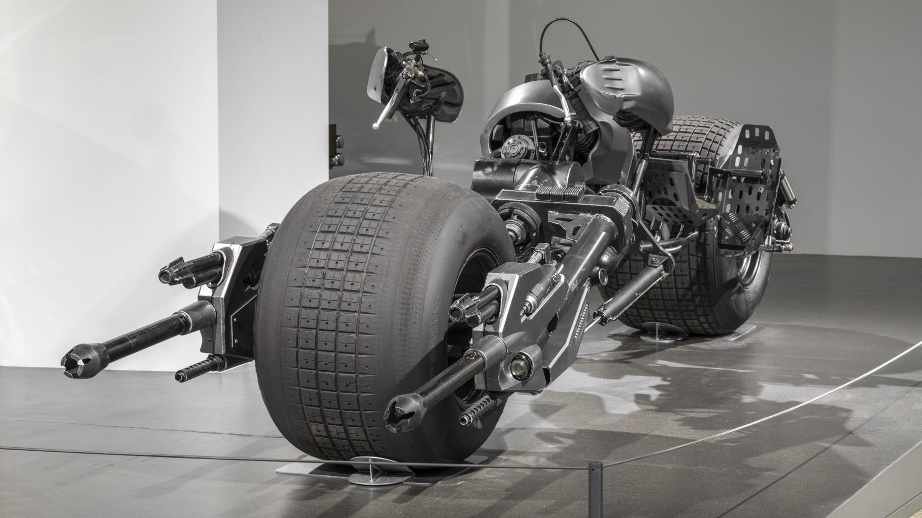 Hollywood Dream Machines tentoonstelling Petersen Automotive Museum