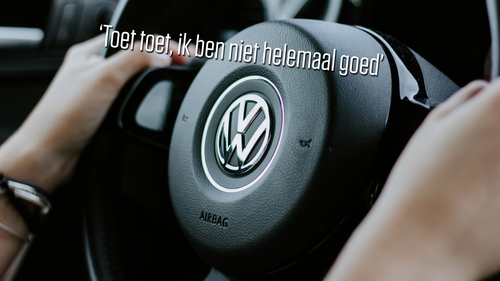 Volkswagen-rijders zijn officieel de domste mensen, aldus onderzoek