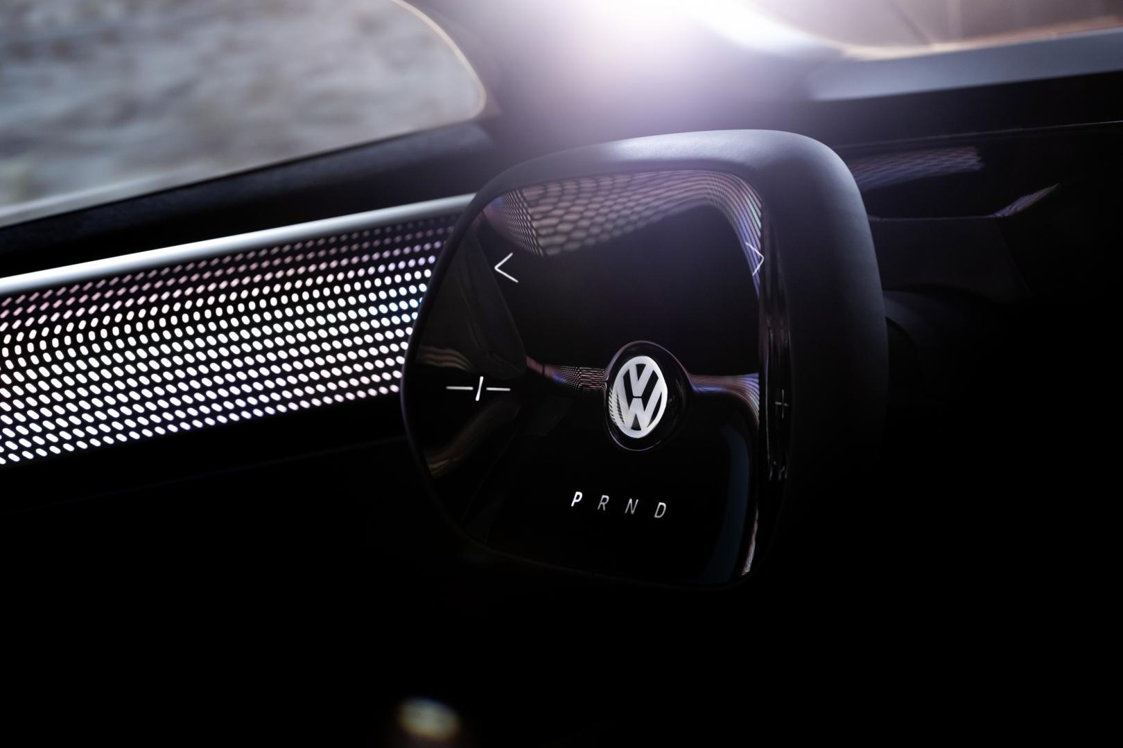Volkswagen ID Roomzz stuur