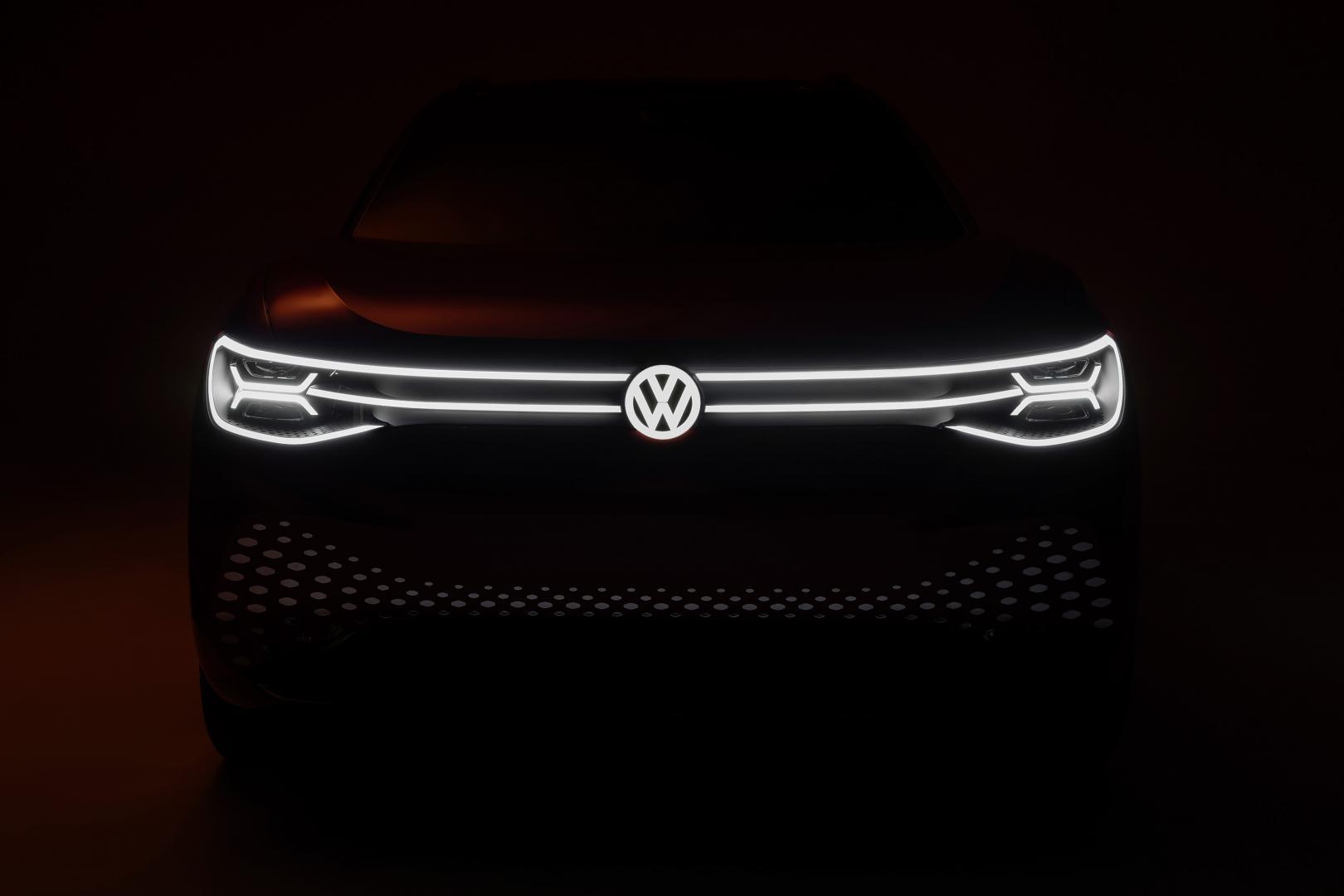 Volkswagen ID Roomzz