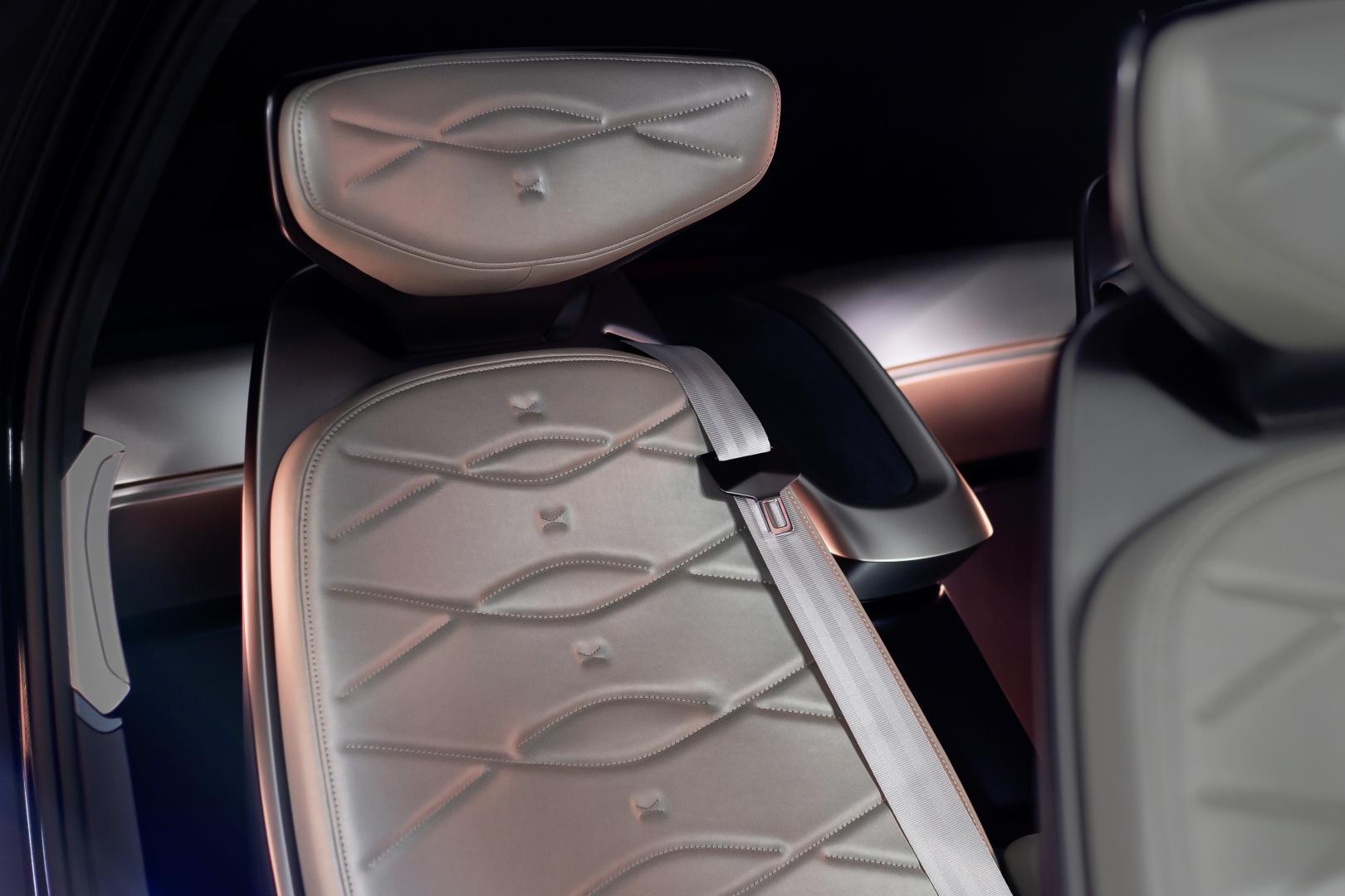 Volkswagen ID Roomzz stoel