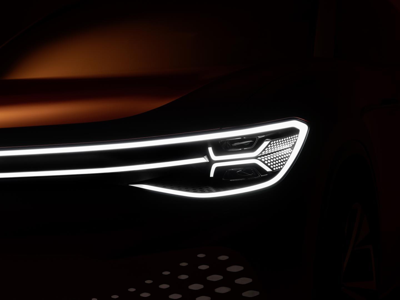 Volkswagen ID Roomzz koplamp