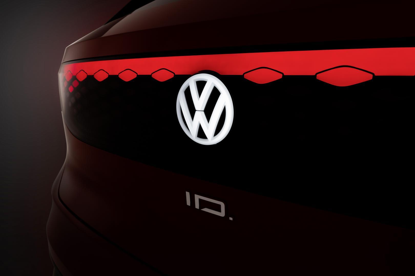 Volkswagen ID Roomzz achterkant