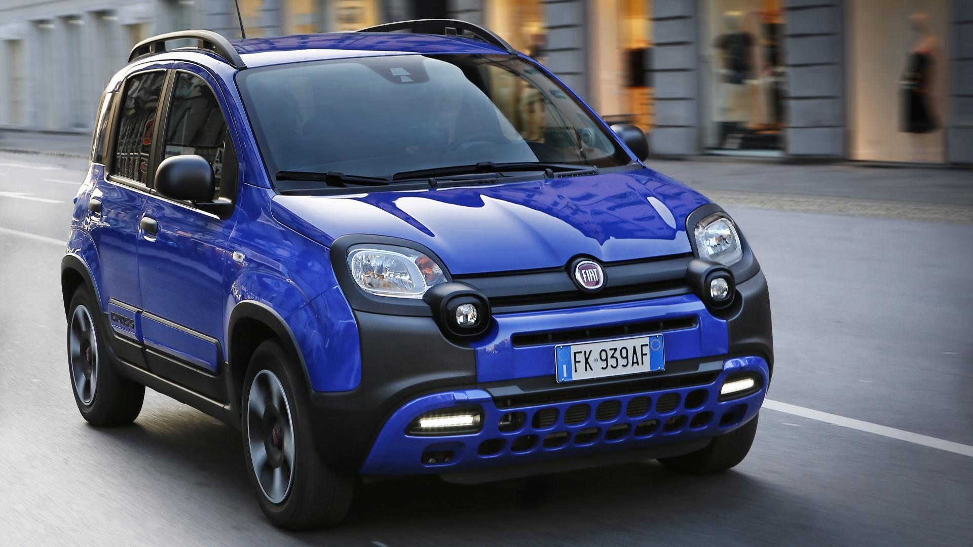 Fiat Panda 1.2 4x2 City Cross
