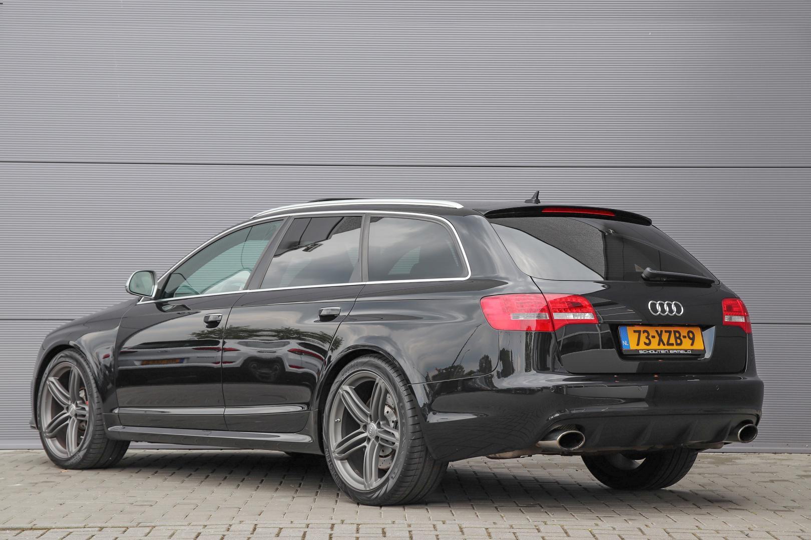 Audi RS 6 V10 730 pk