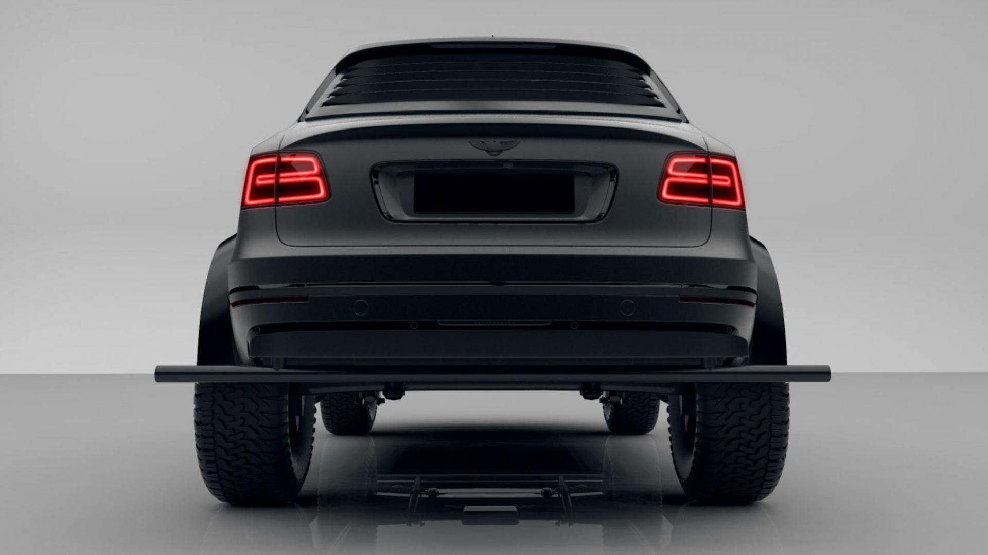 Bengala Bentley Bentayga SqBengala Bentley Bentayga Squareduared