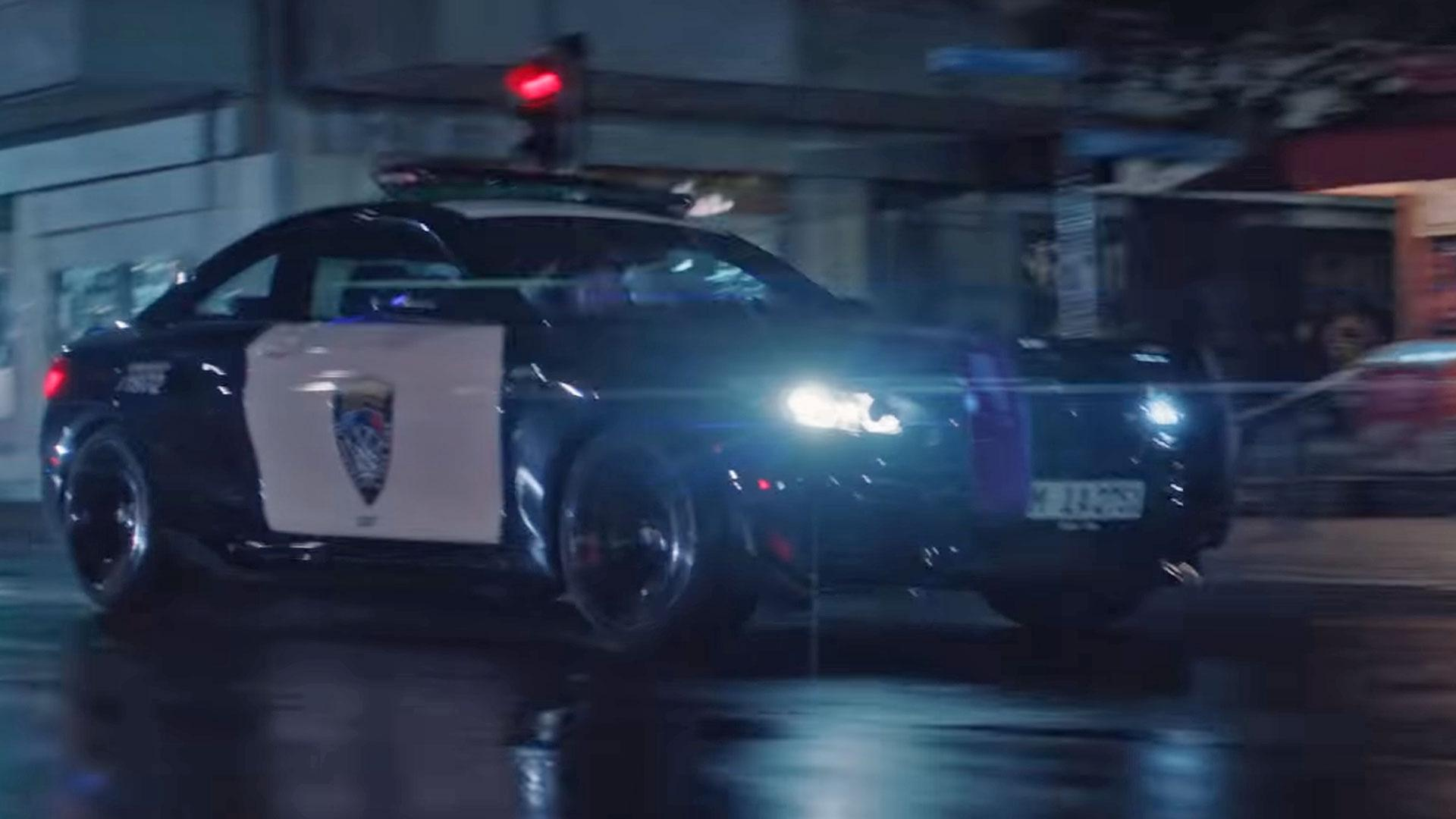 BMW M2-politieautoBMW M2-politieauto