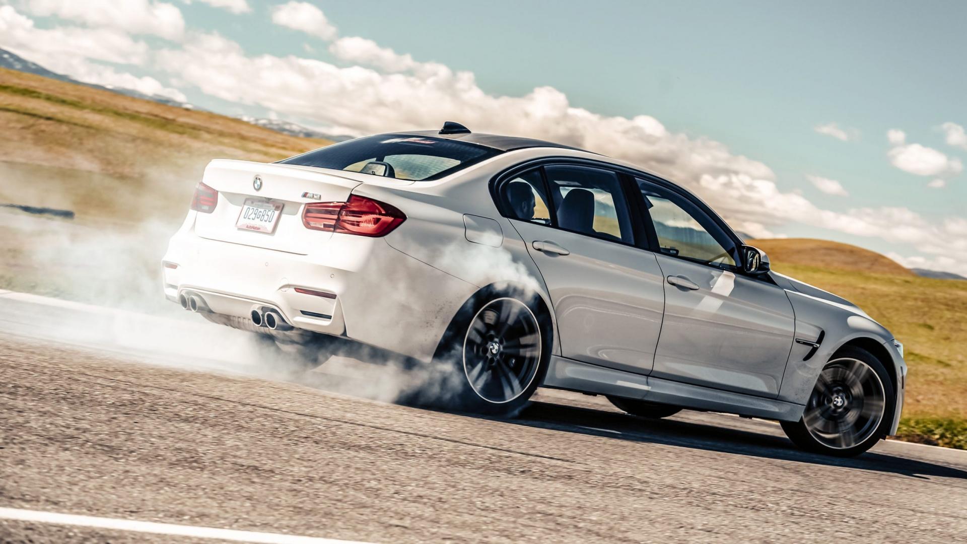 BMW M3 Drift rook
