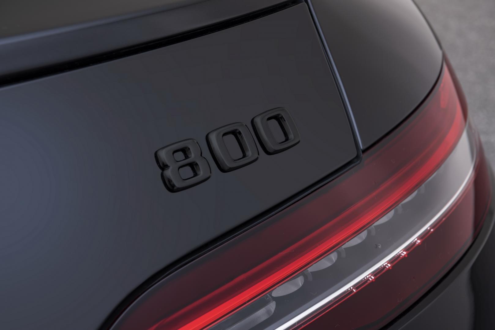 Brabus Mercedes-AMG GT 63 S 4-door
