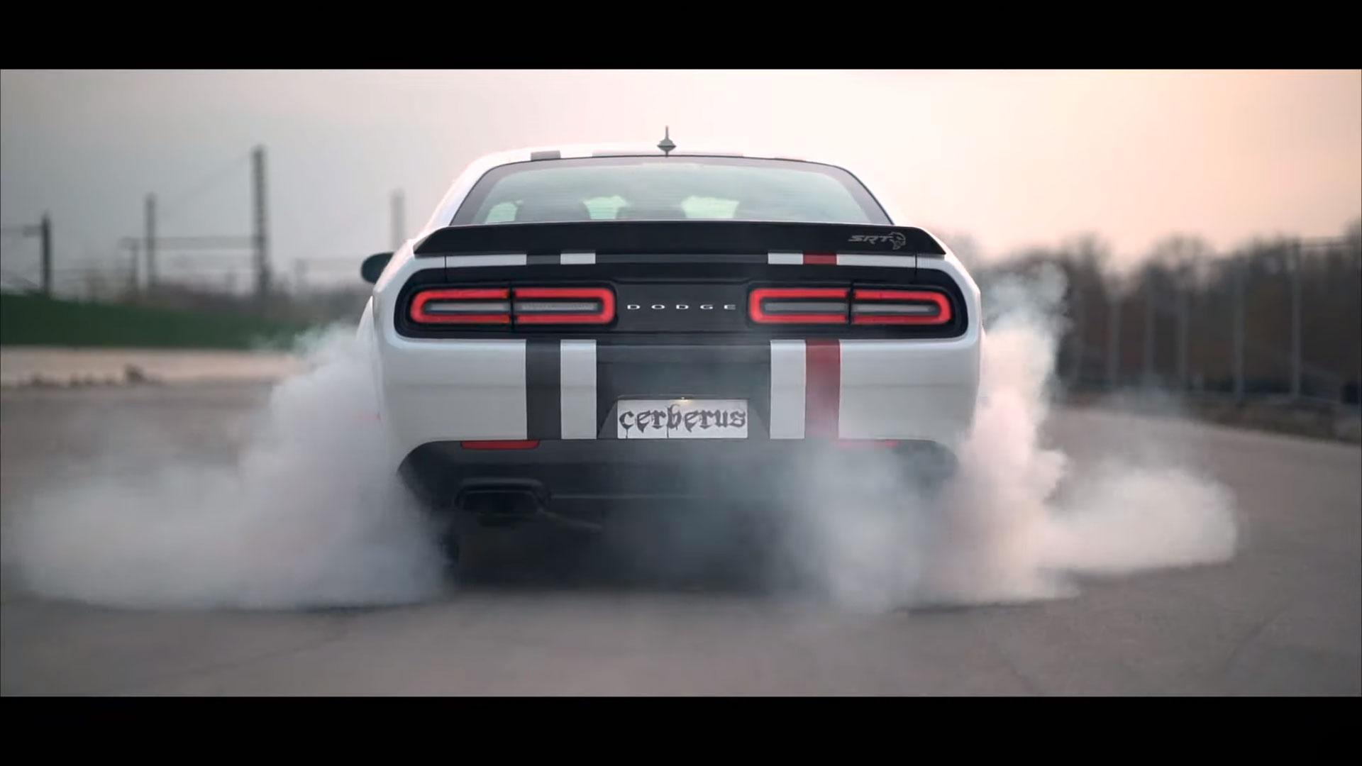 Dodge Hellcat met 890 pk