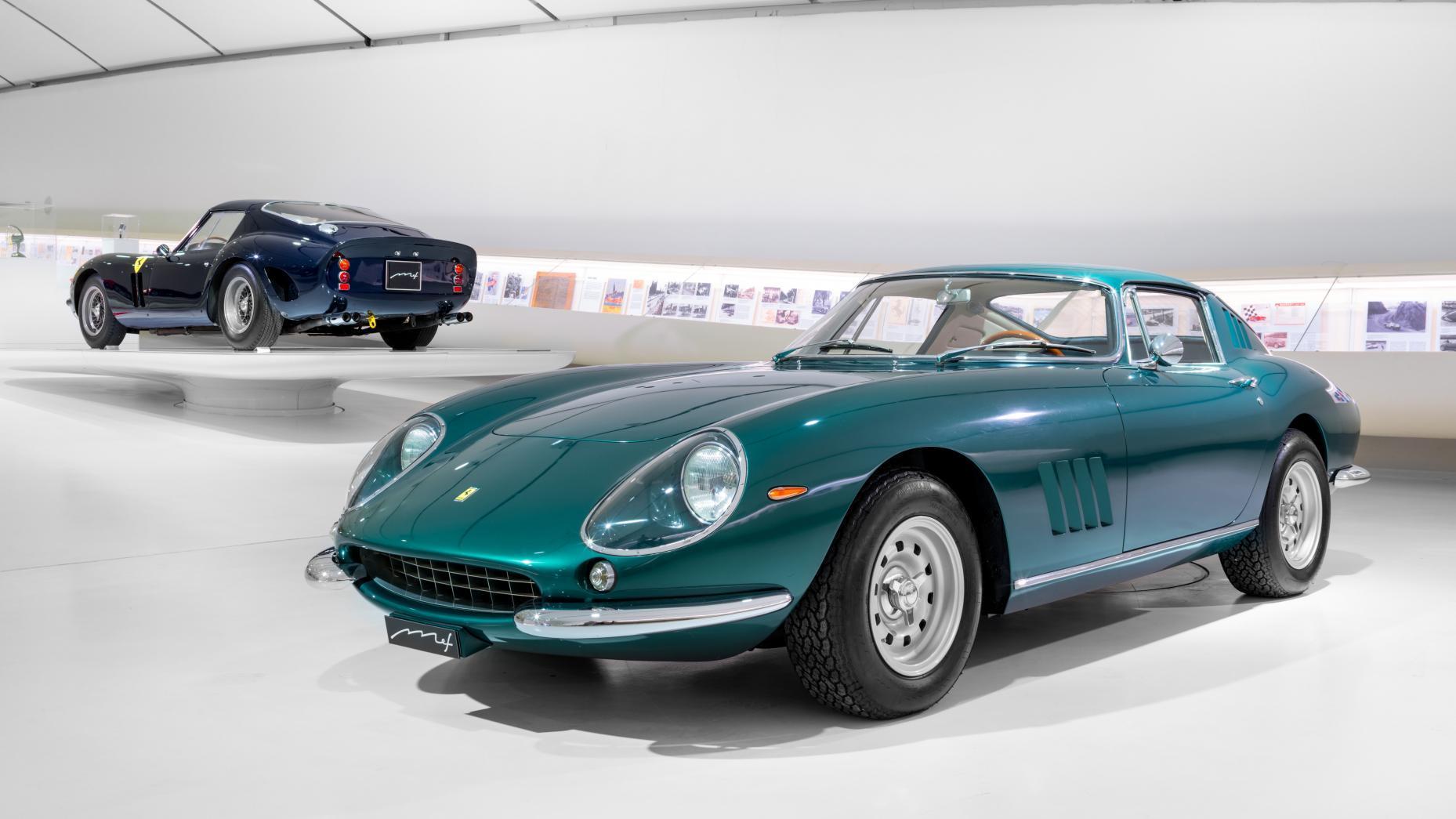 Ferrari 275 GTB Ferrari Museum