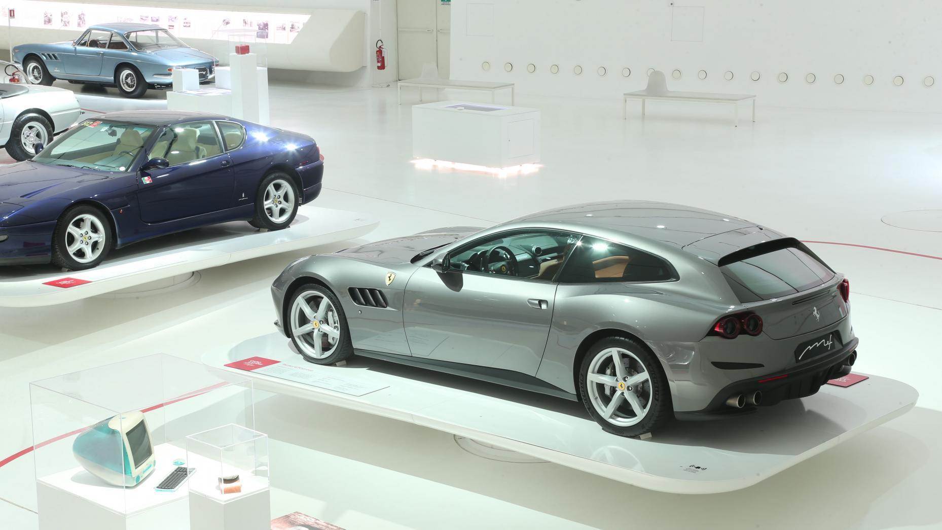 Ferrari GTC4Lusso Ferrari Museum