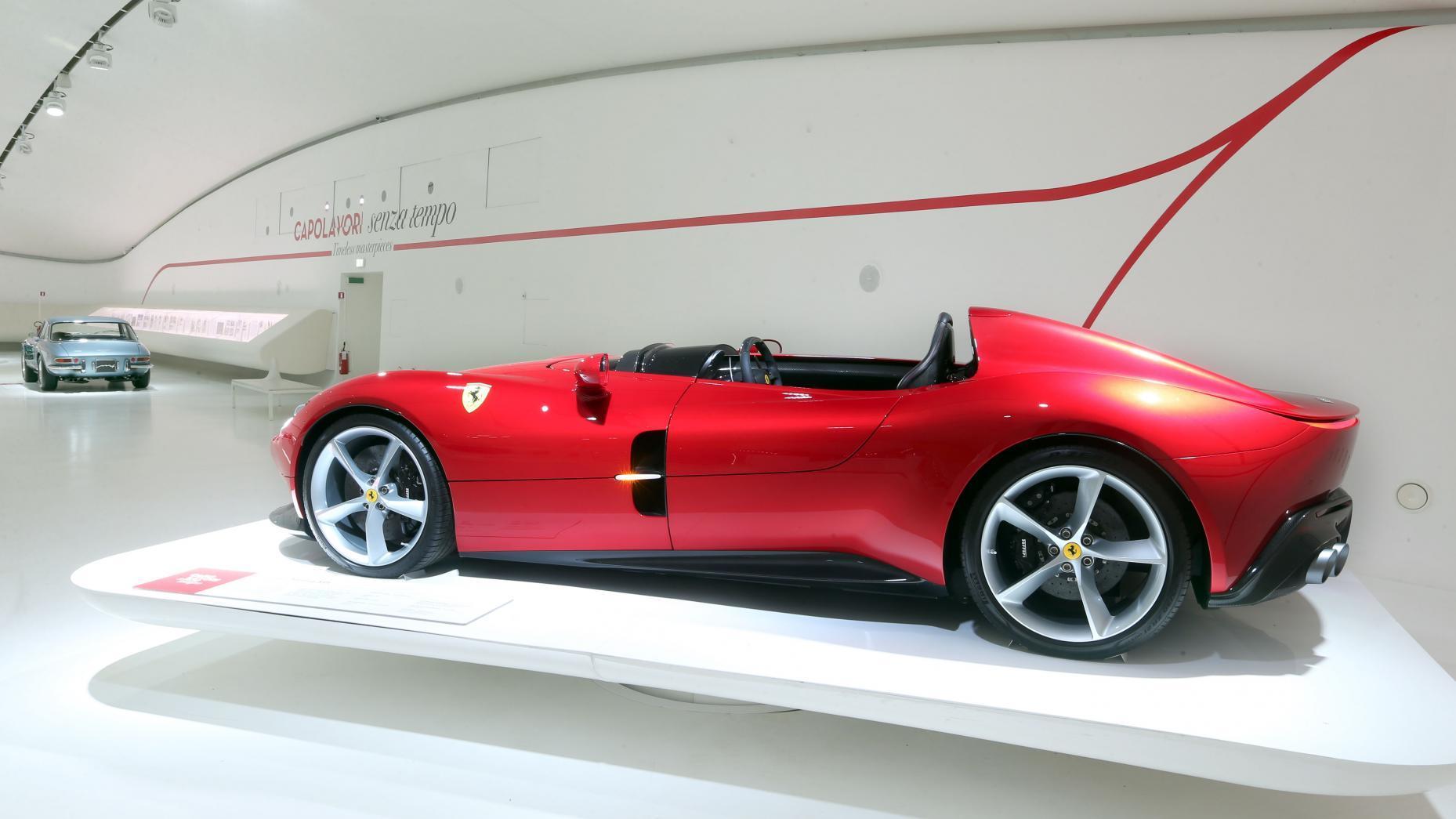 Ferrari Monza SP1 Ferrari Museum