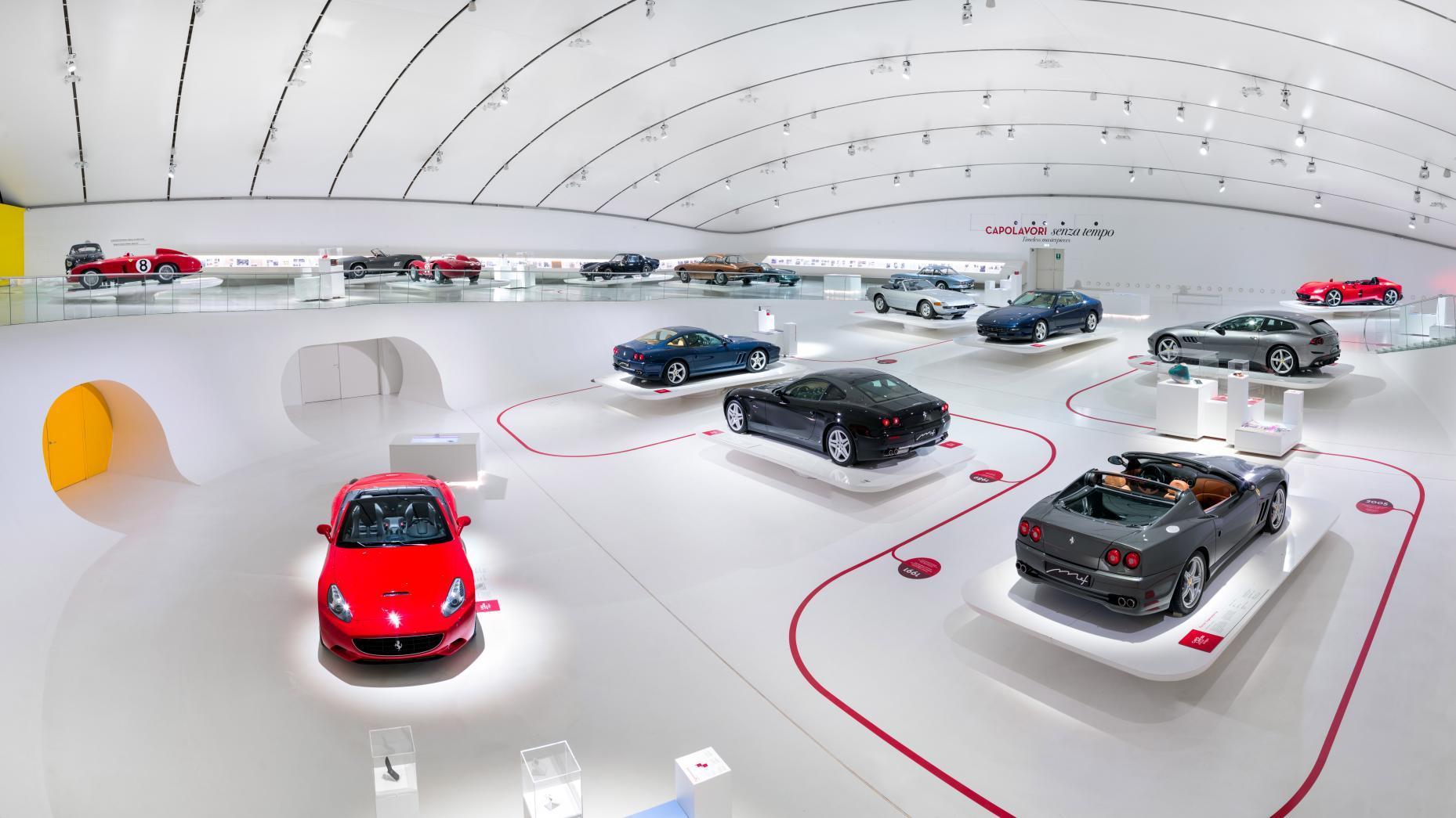 Ferrari-museum