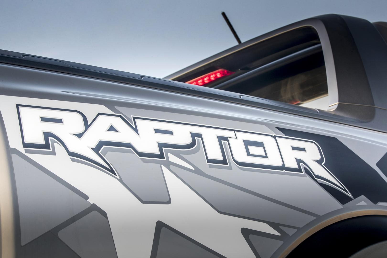 Ford Ranger Raptor sticker