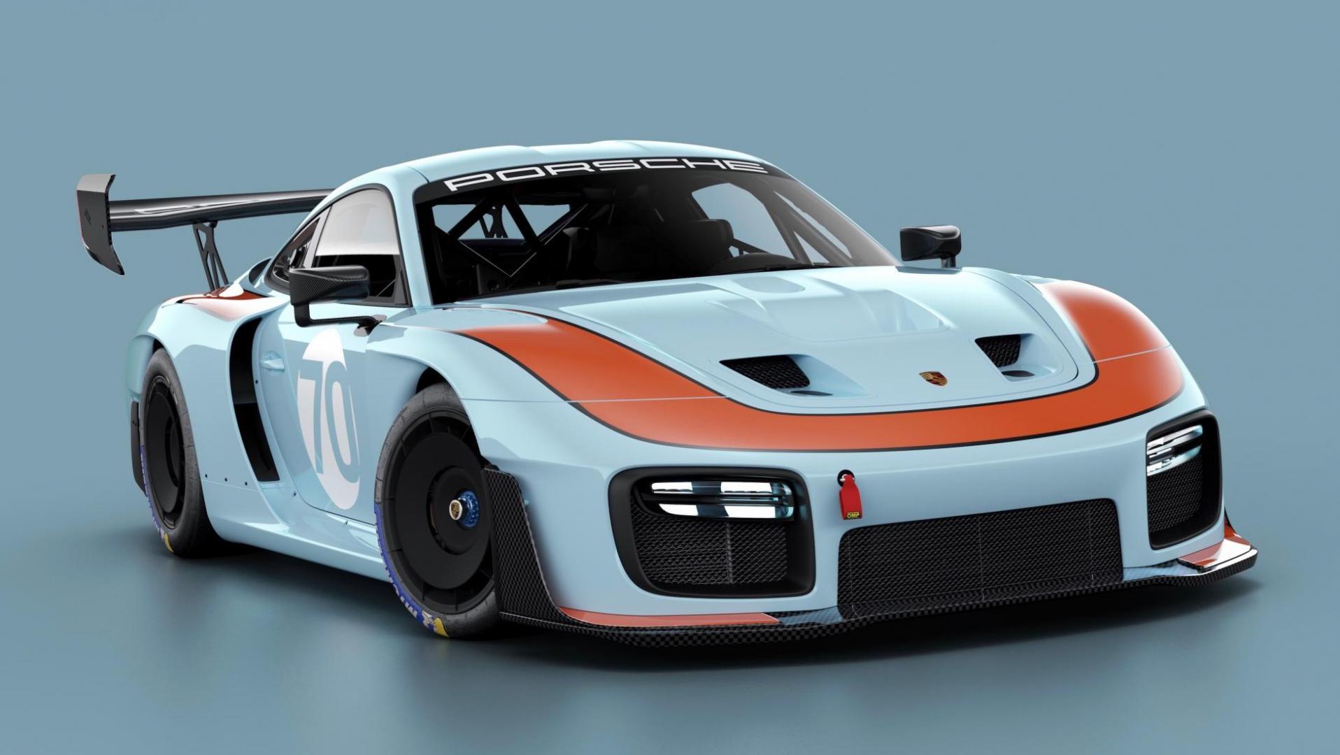 Porsche 935 Gulf