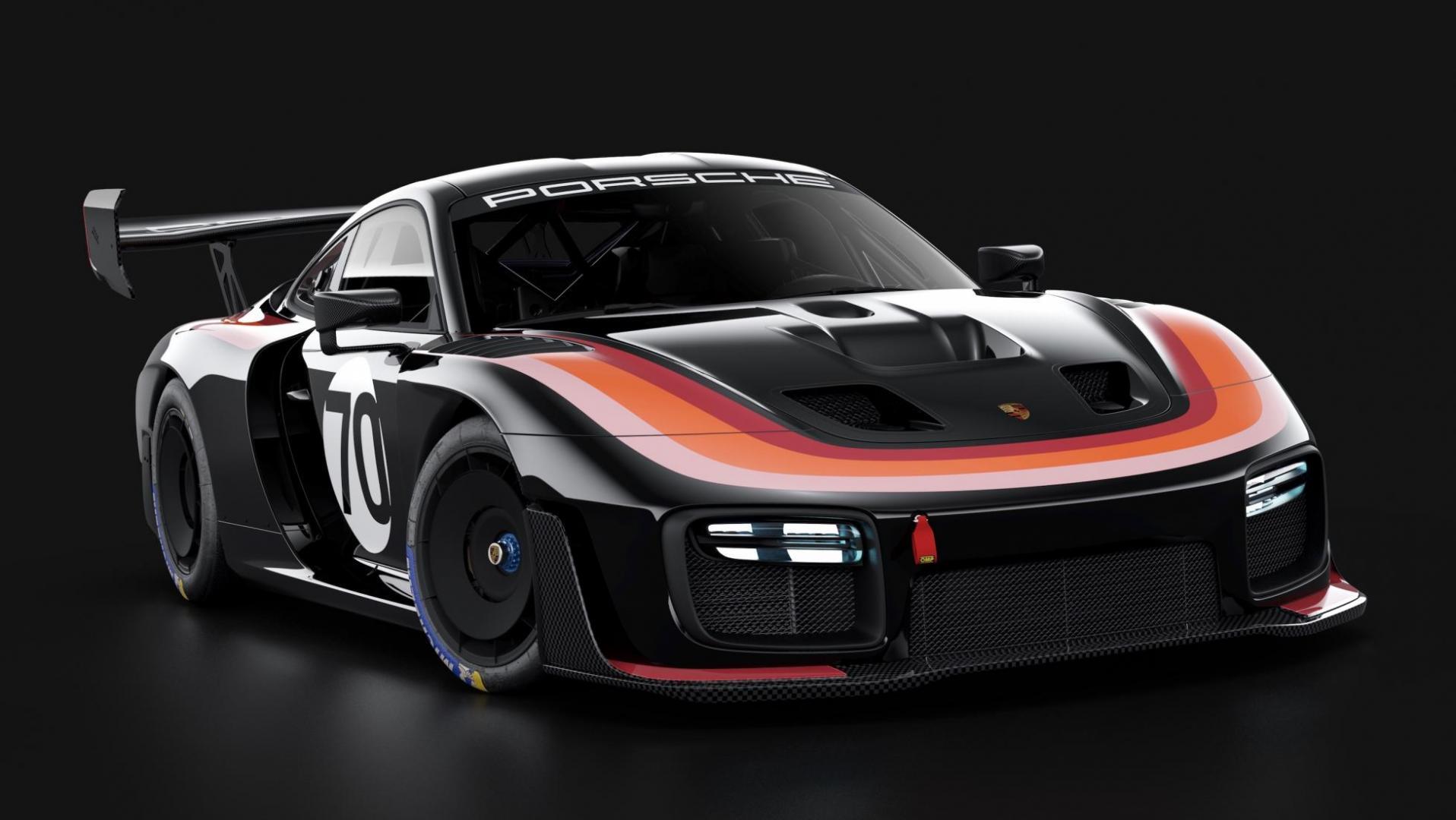 Porsche 935 Interscope