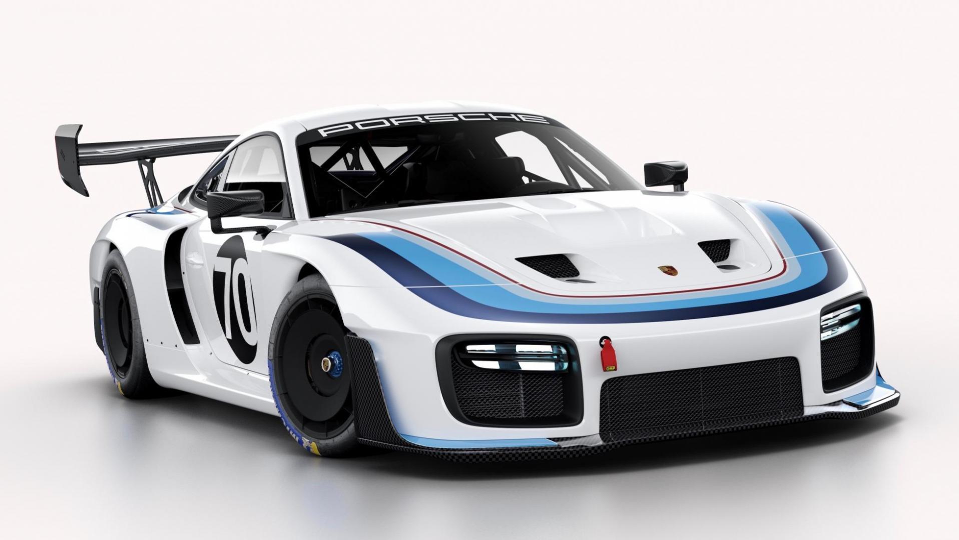 Porsche 935 Sachs