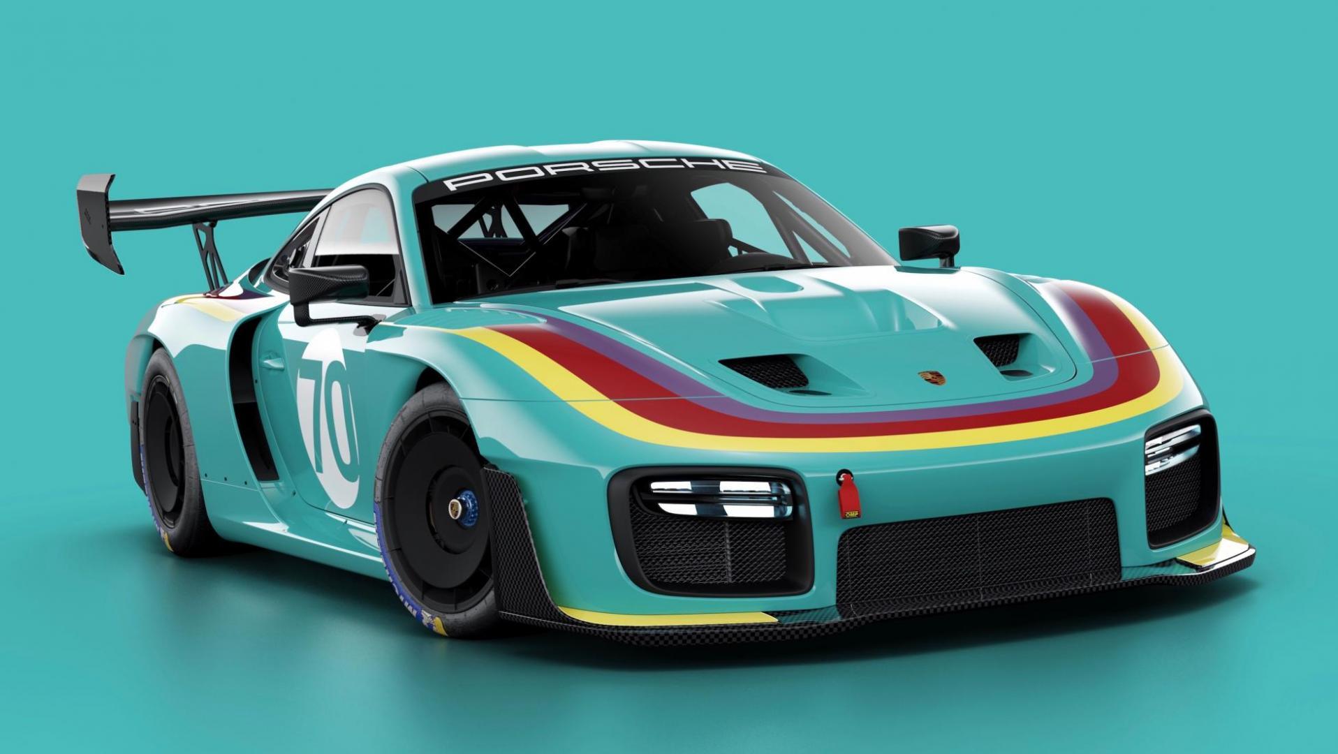 Porsche 935 Vaillant