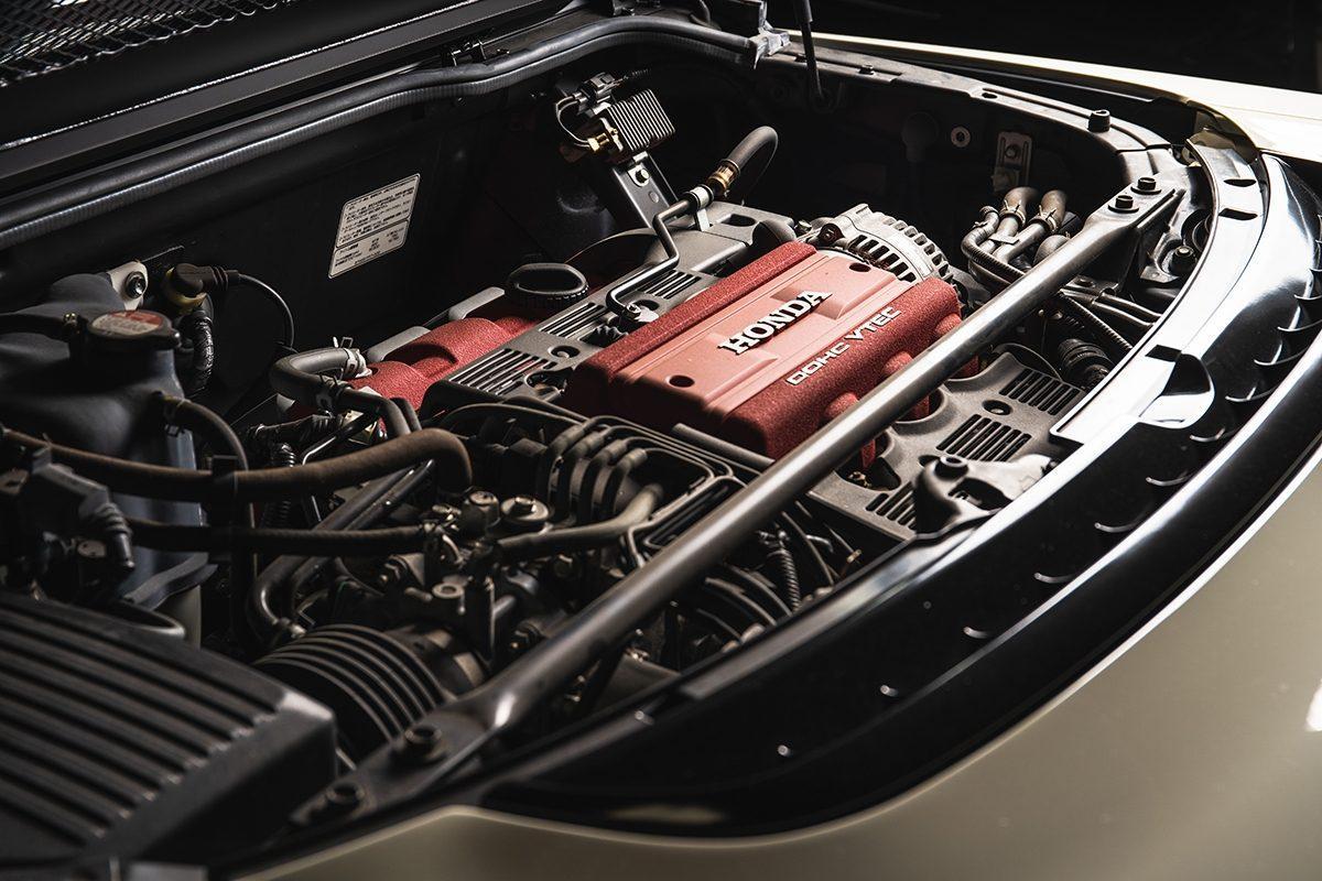 Honda NSX Type R 2005