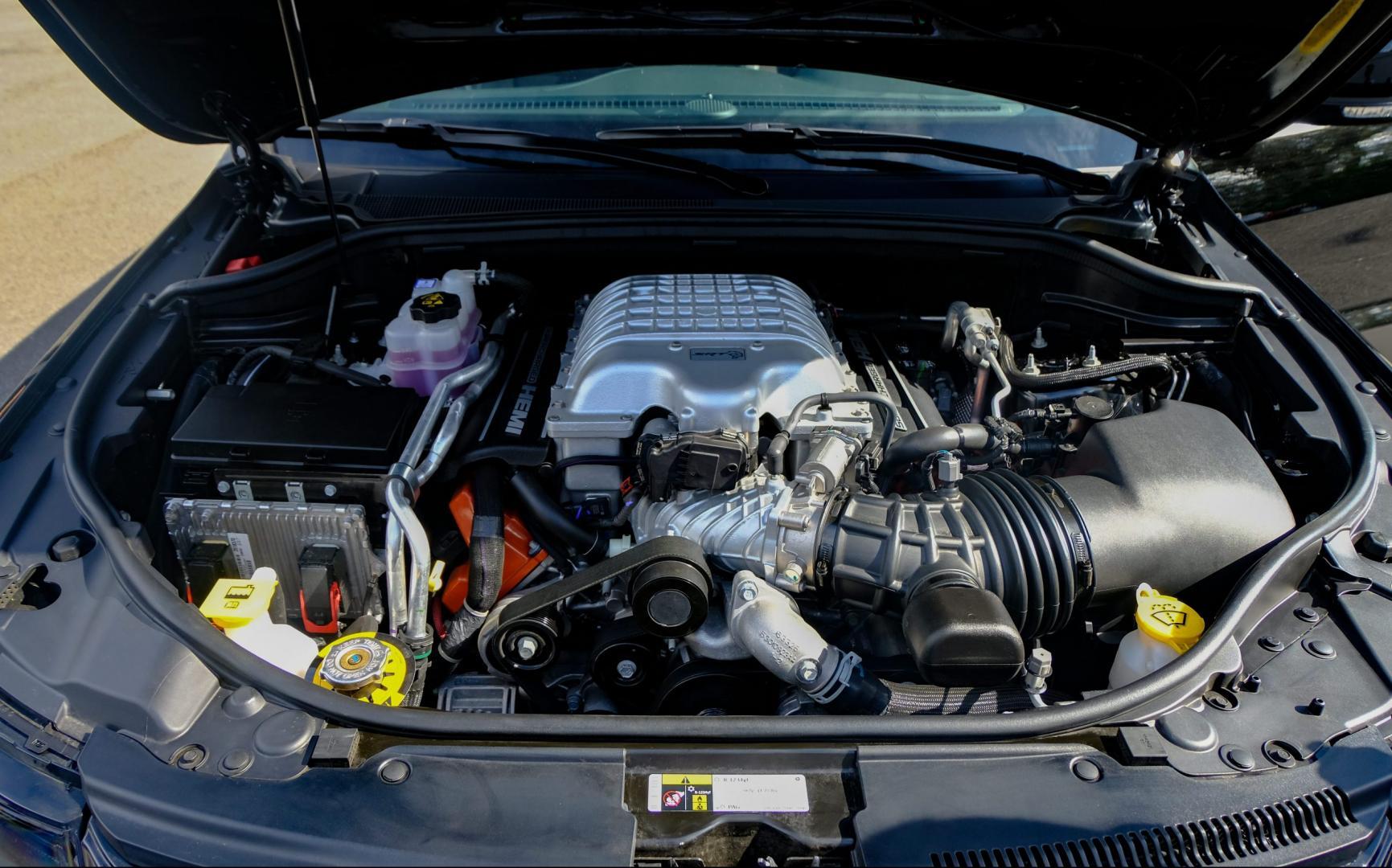 Jeep Trackhawk Manhart GC 800 motor