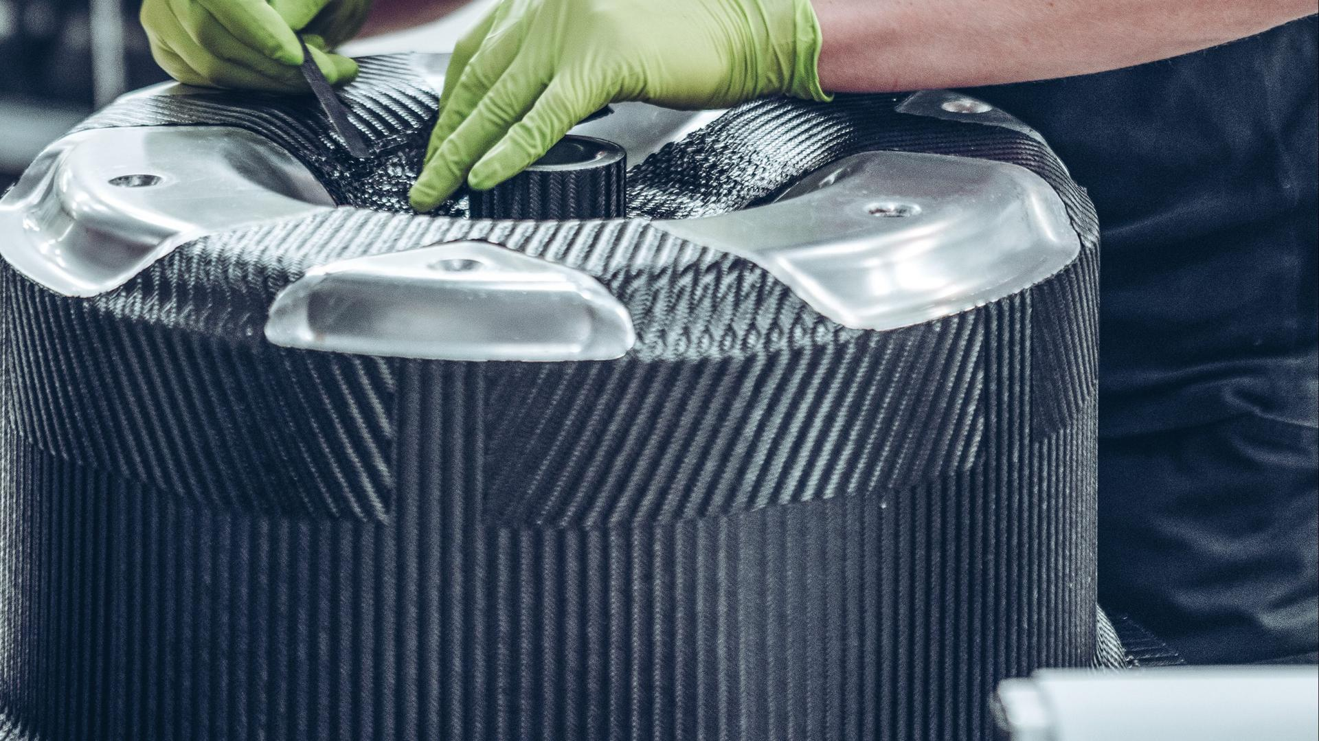 Koenigsegg-fabriek