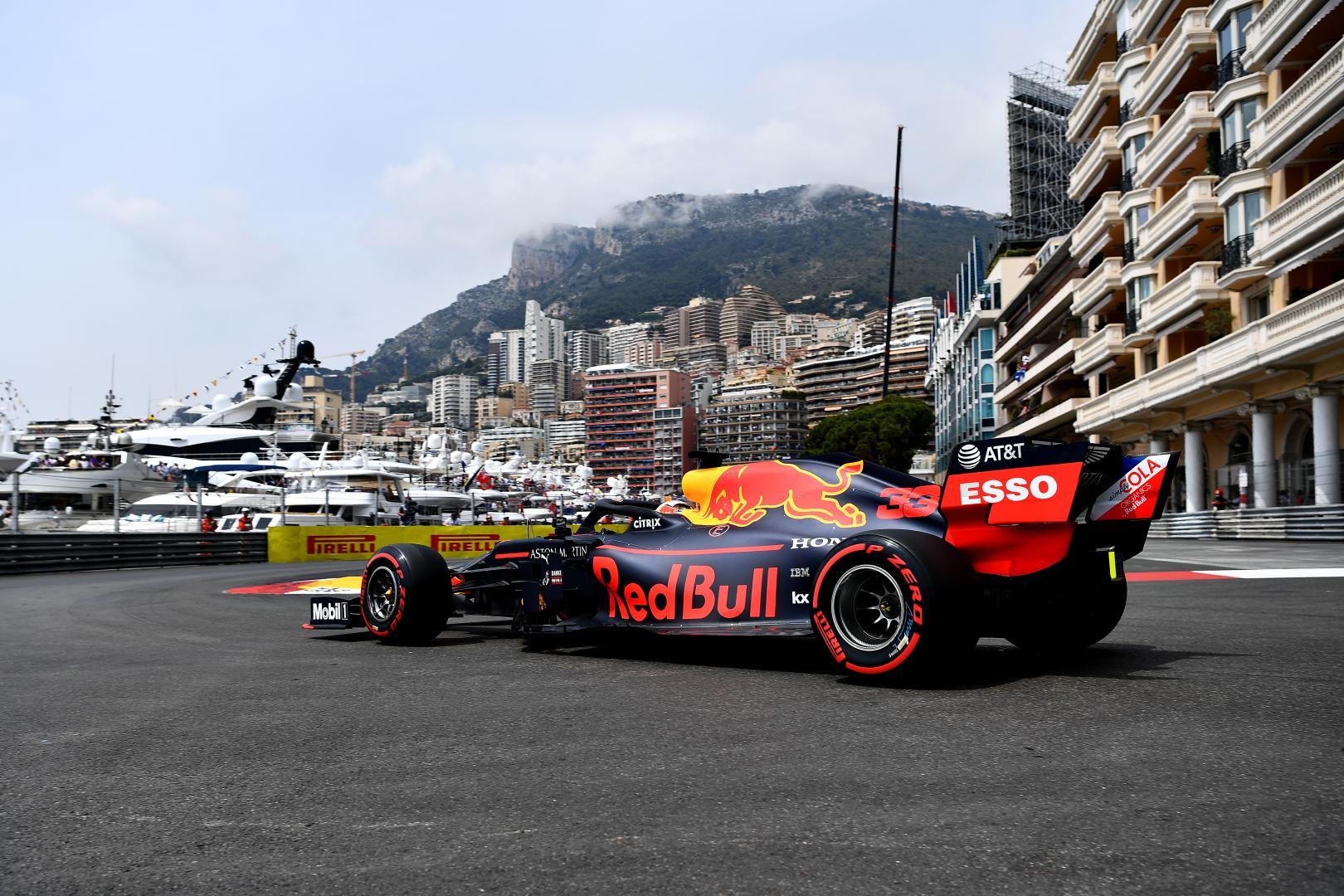 Kwalificatie van de GP van Monaco 2019