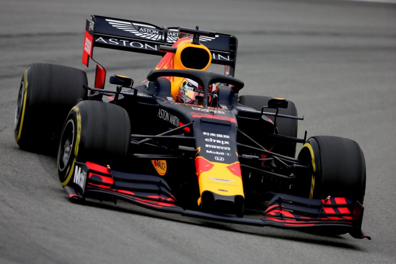 Kwalificatie van de GP van Spanje 2019