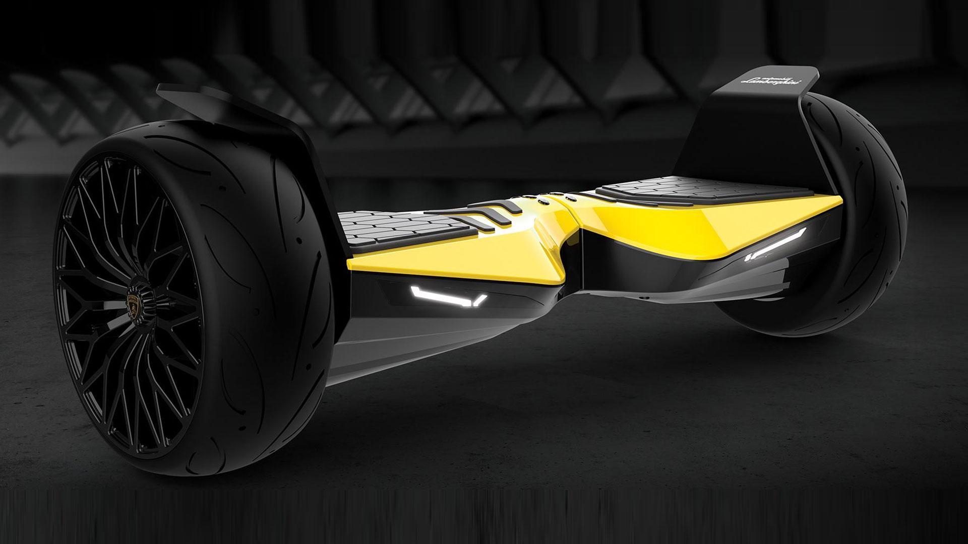 Lamborghini Hoverboard