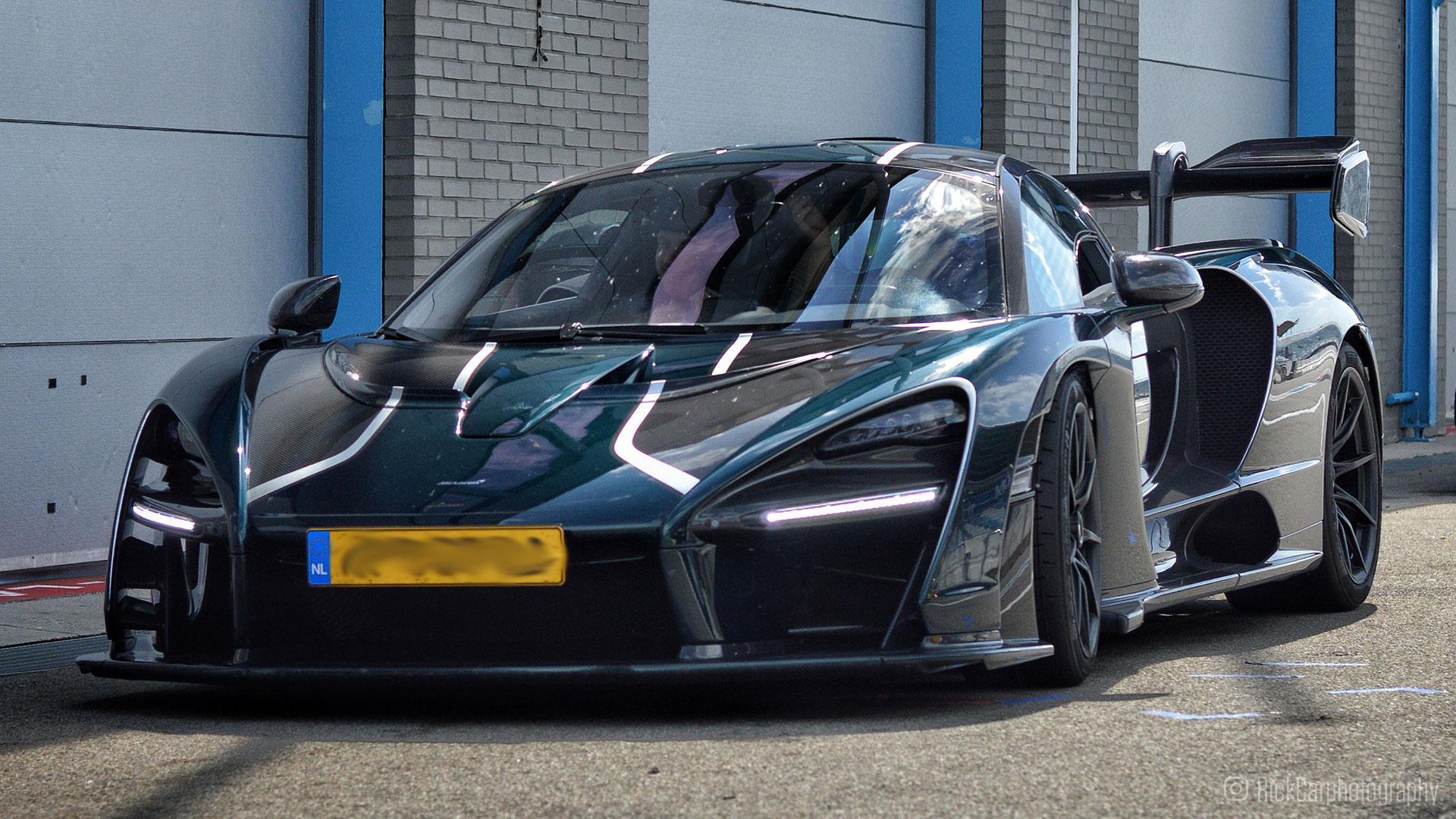 McLaren Senna Nederland