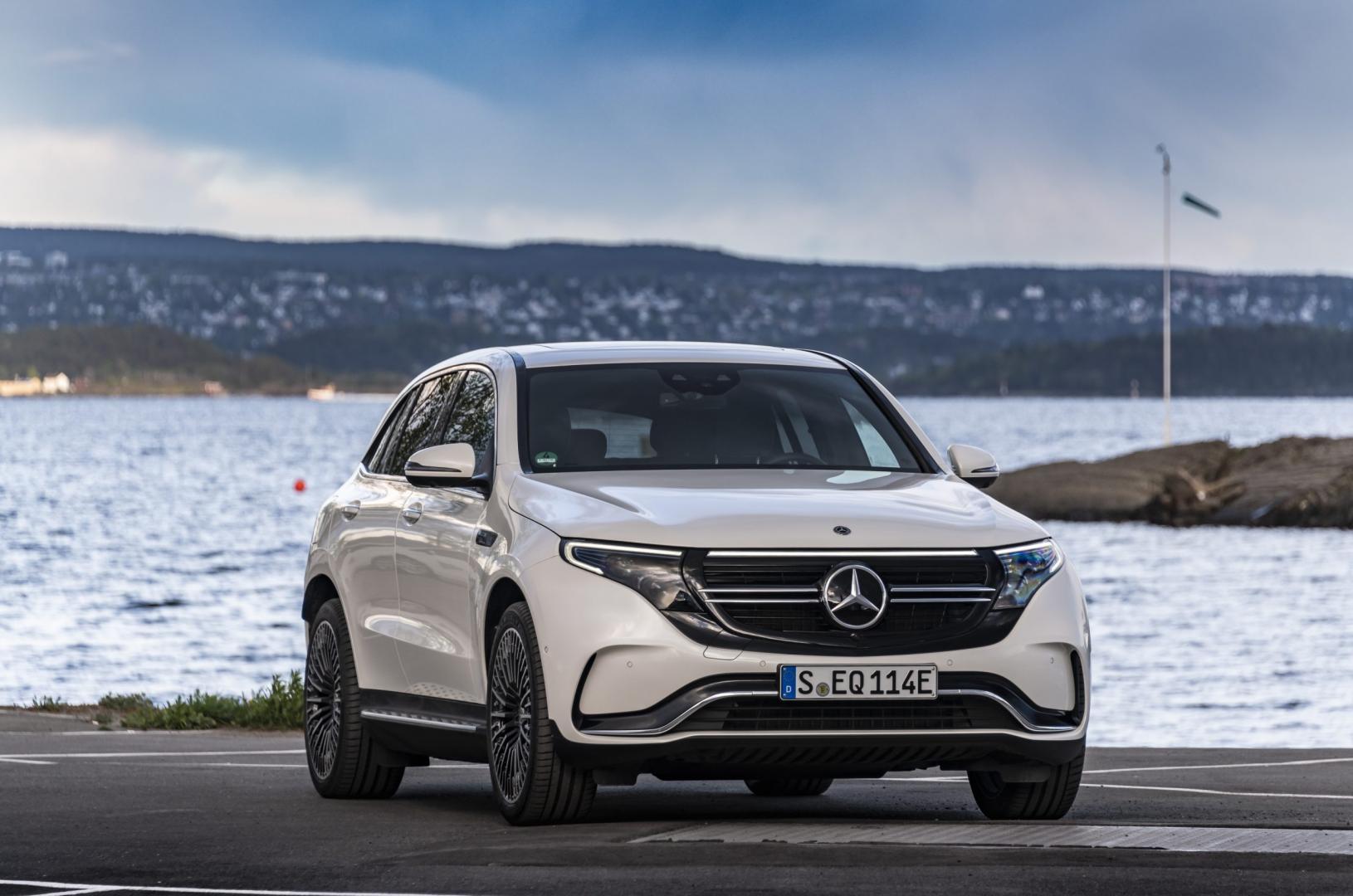 Mercedes EQC 2019Mercedes EQC 2019
