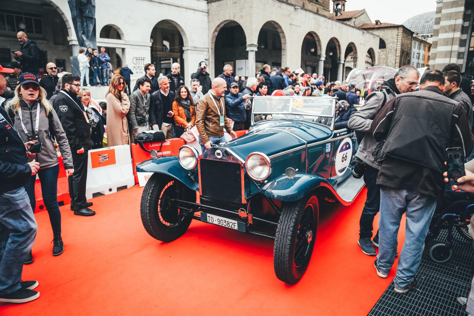Mille Miglia 2019 Lancia