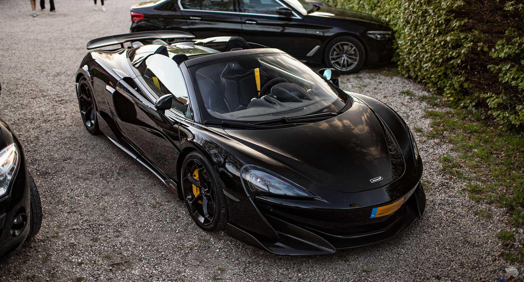 Nederlandse McLaren 600LT
