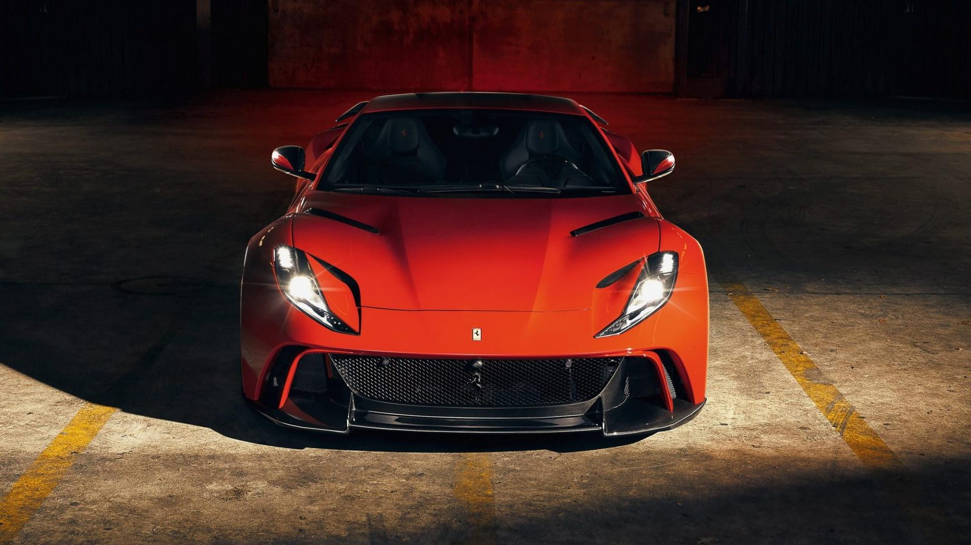 Novitec Ferrari 812 Superfast N-Largo