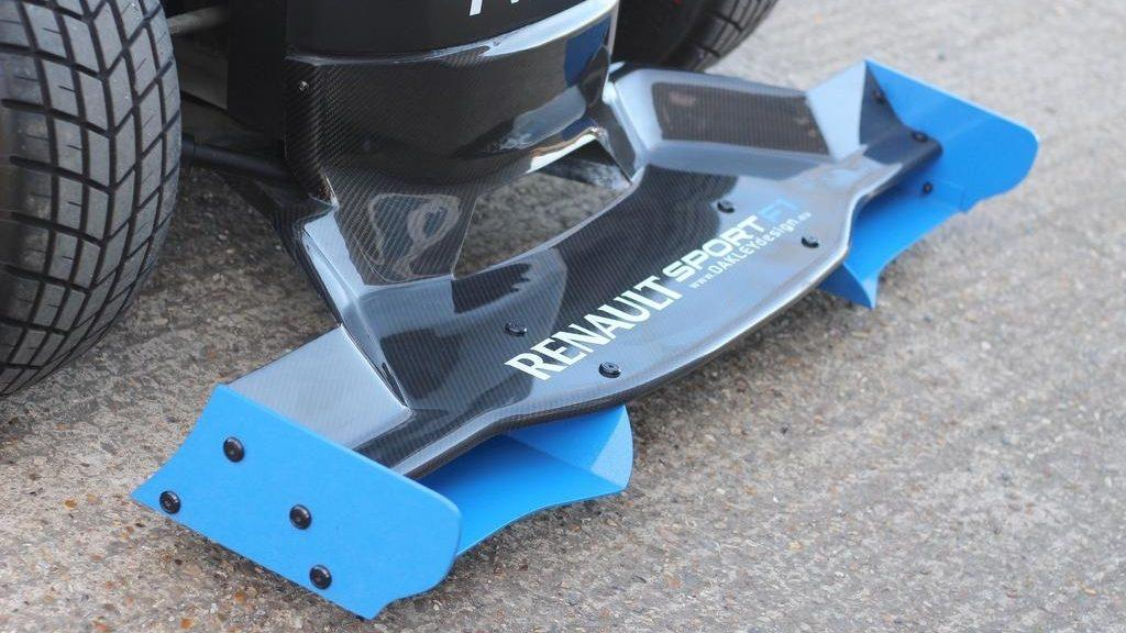 Oakley Design F1 voorvleugel