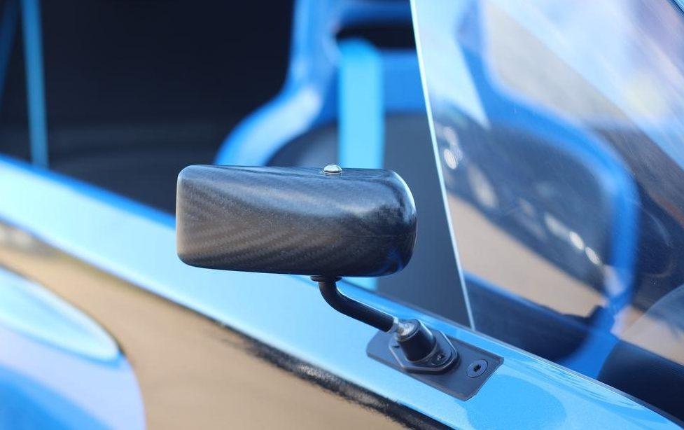 Oakley Design F1 zijspiegel