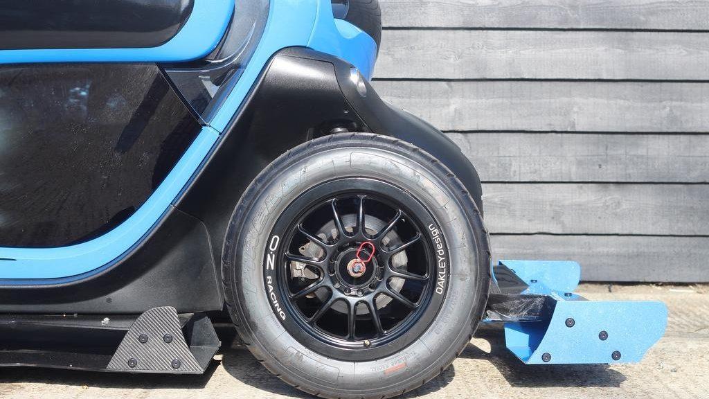 Oakley Design F1 wiel