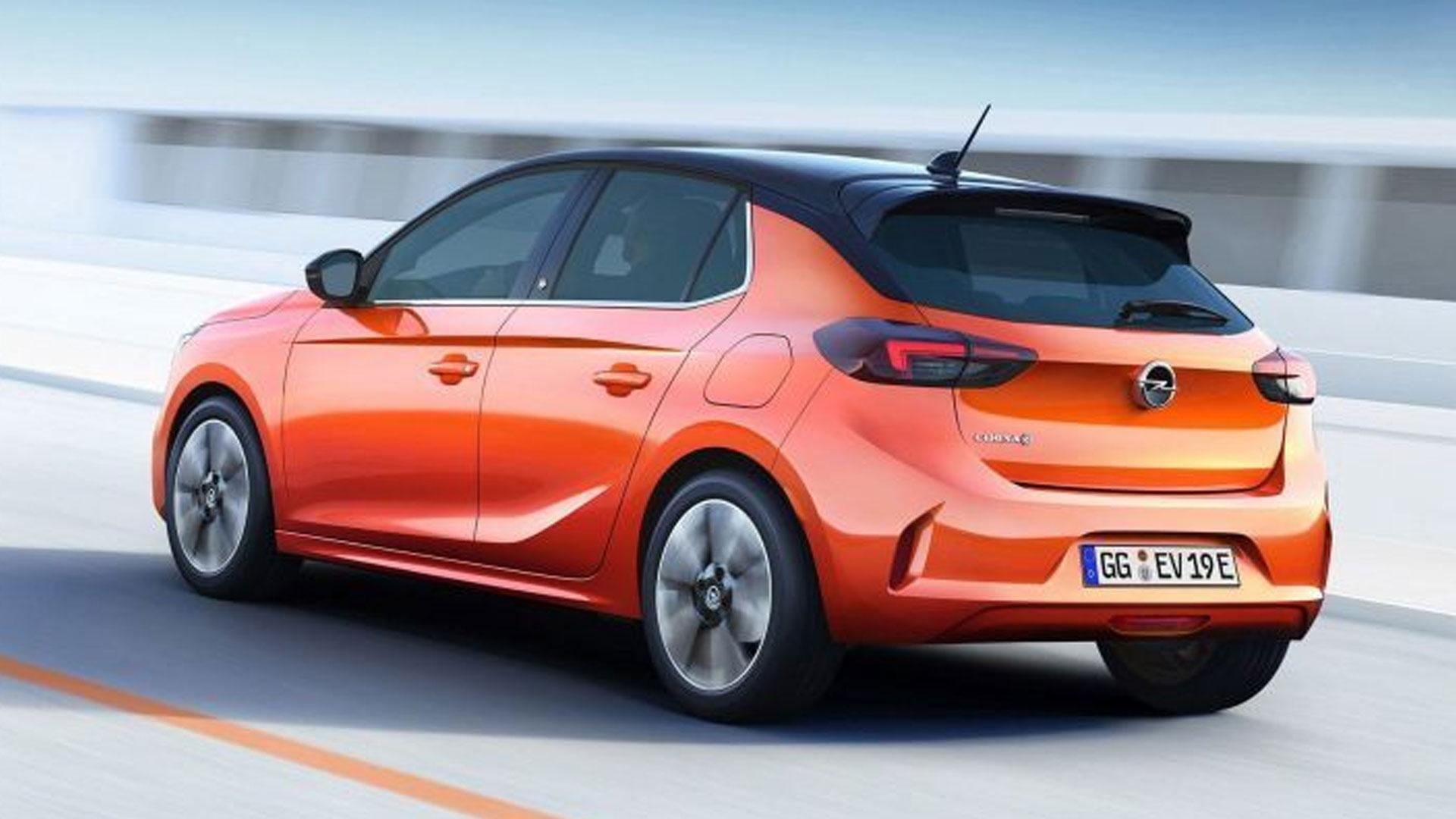 Nieuwe Opel Corsa D 2019